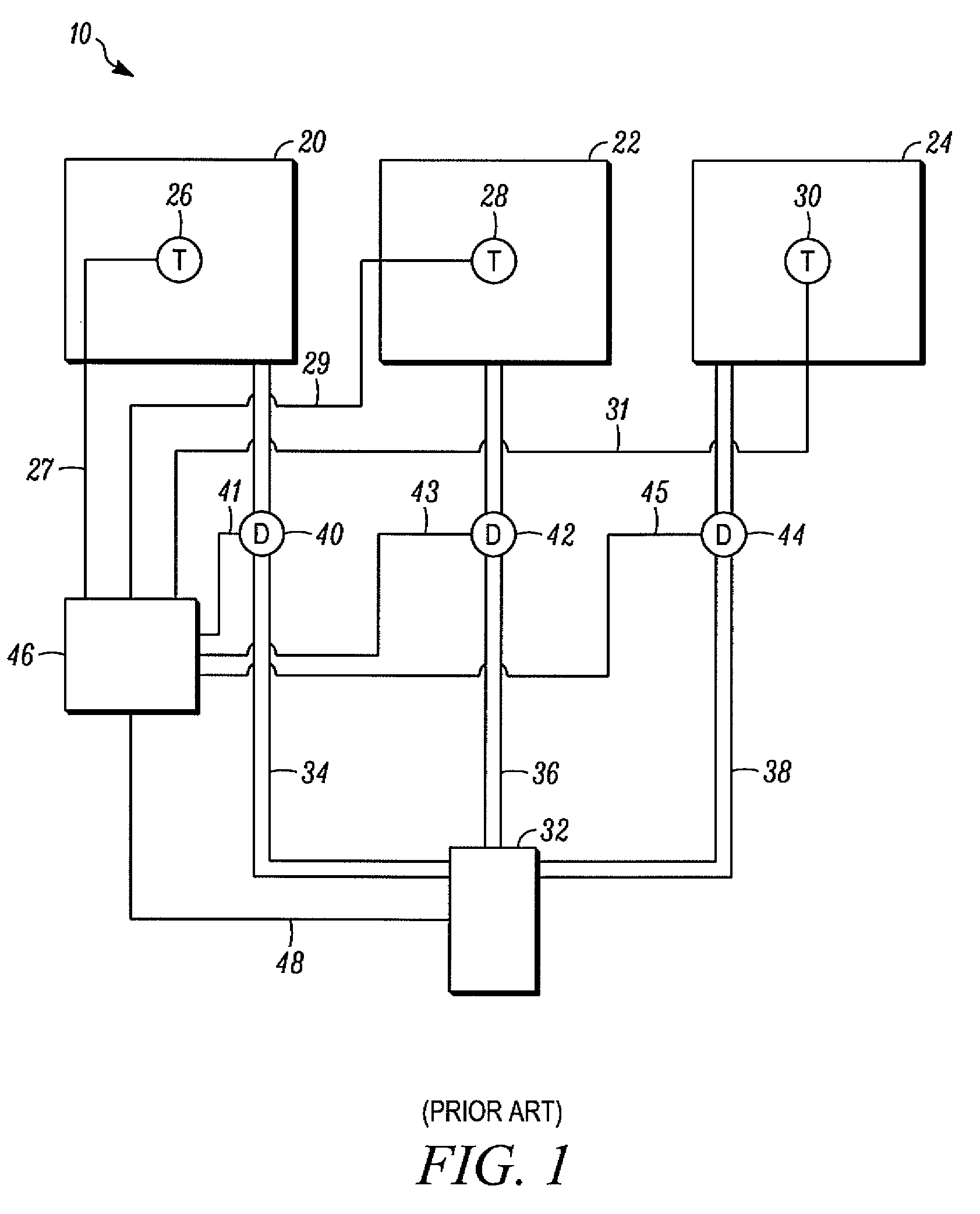 patent us7766246 variable speed blower control in an hvac system patent drawing