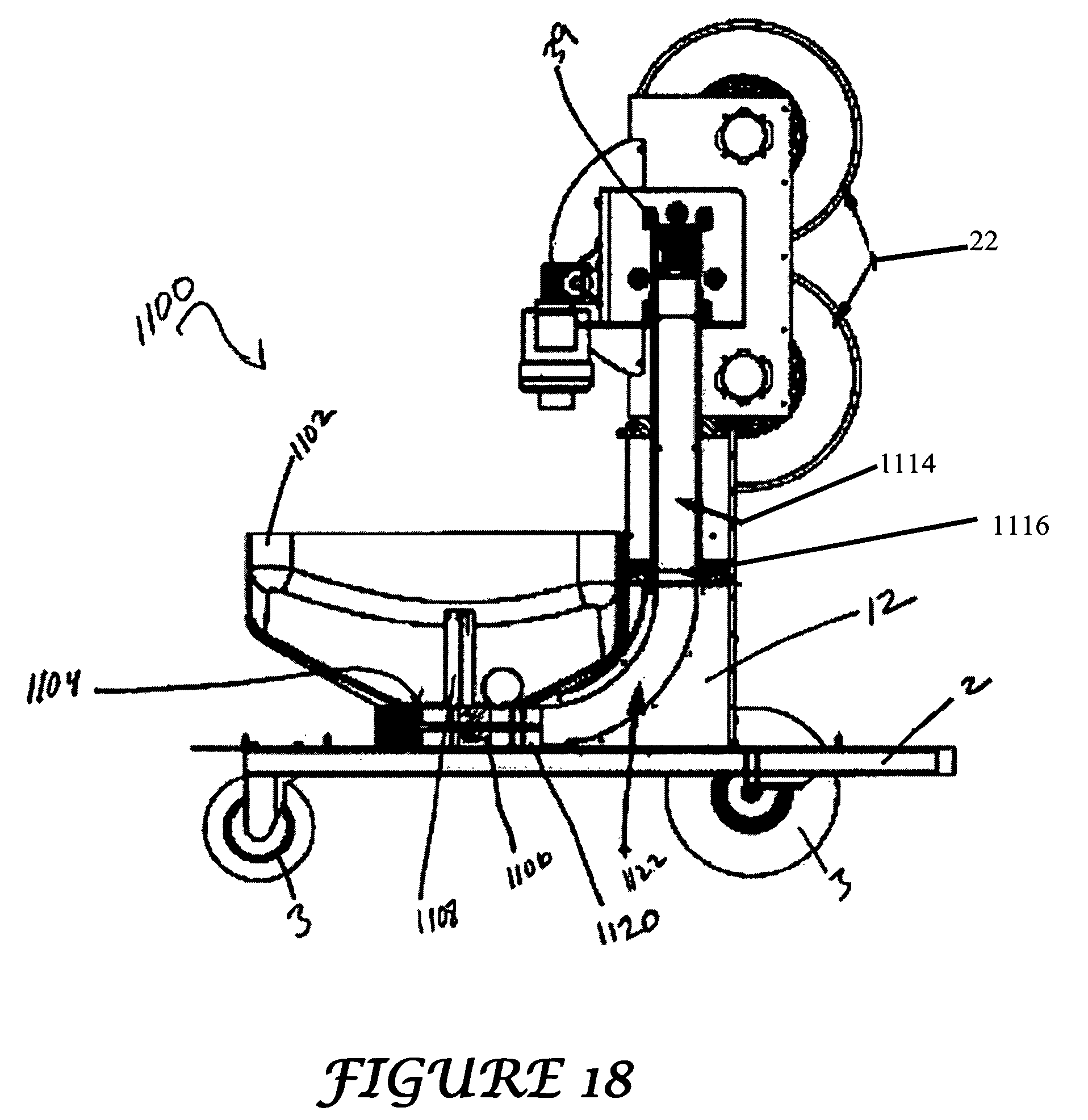 Brevet Us7766770 Programmable Ball Throwing Apparatus