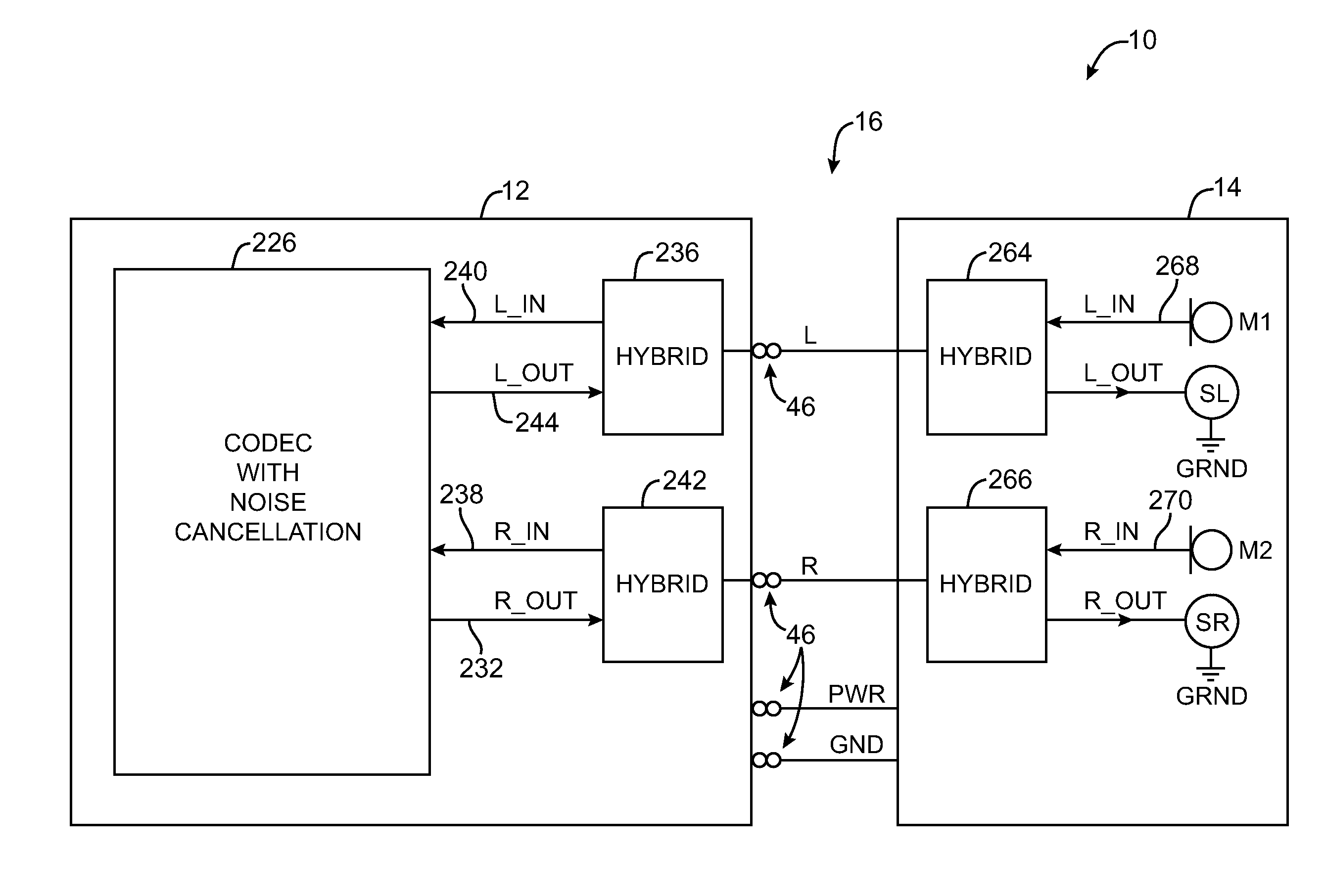 Patent Us7769187 Communications Circuits For Electronic Devices Telephone Hybrid Circuit Drawing