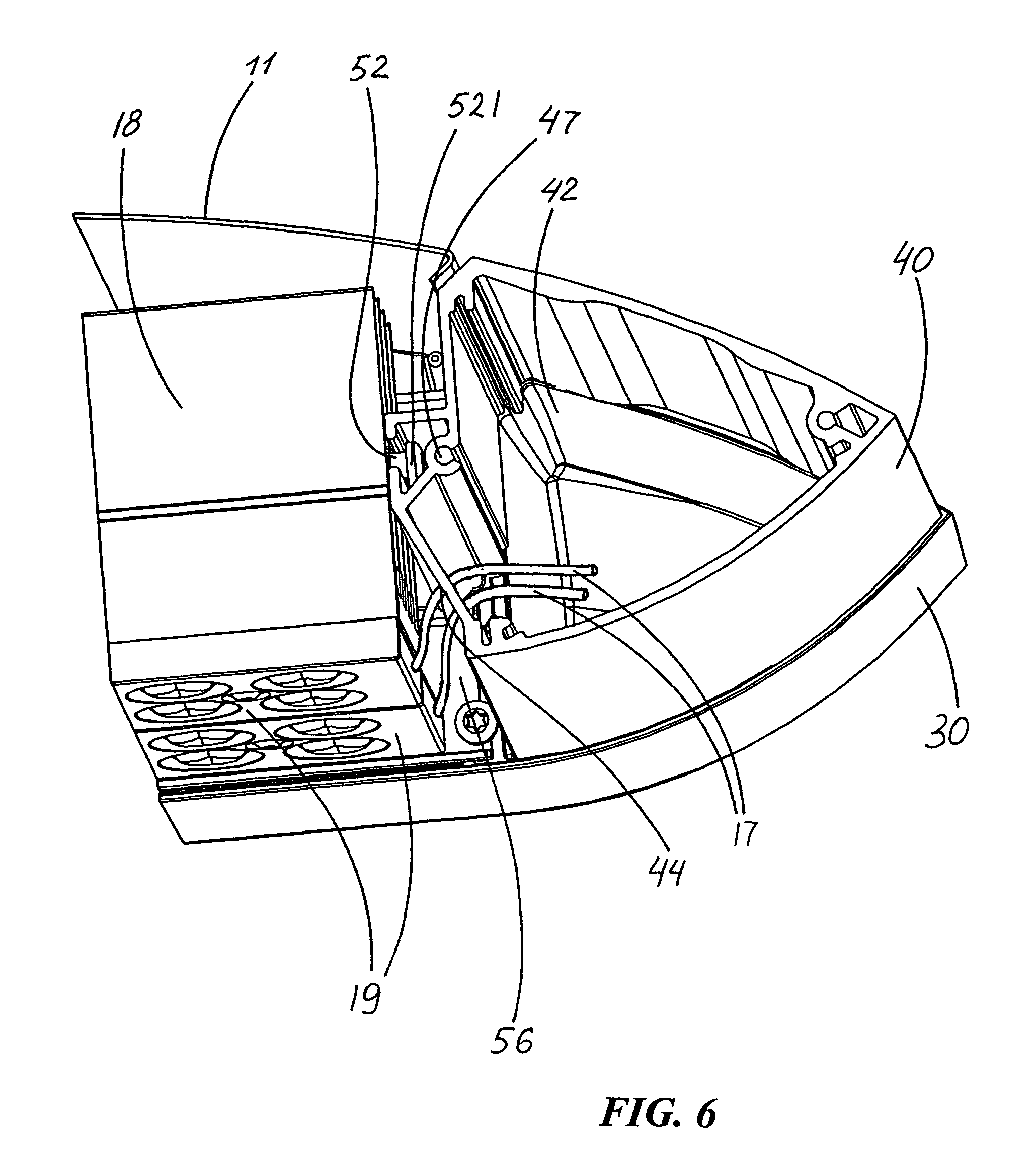 patent us7771087 - led light fixture with uninterruptible power supply