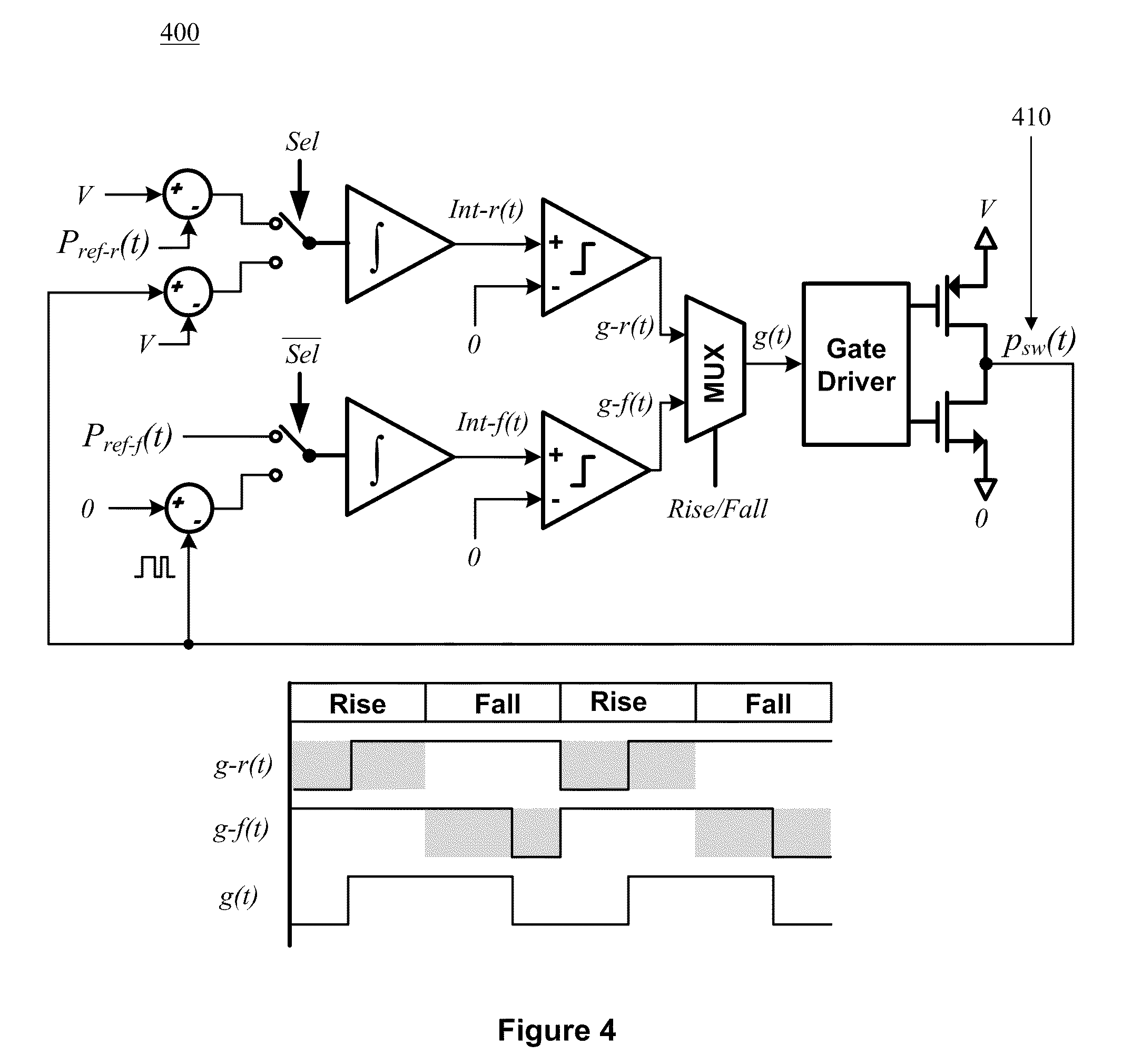 patent us7777562 - distortion suppression circuit for digital class-d audio amplifier