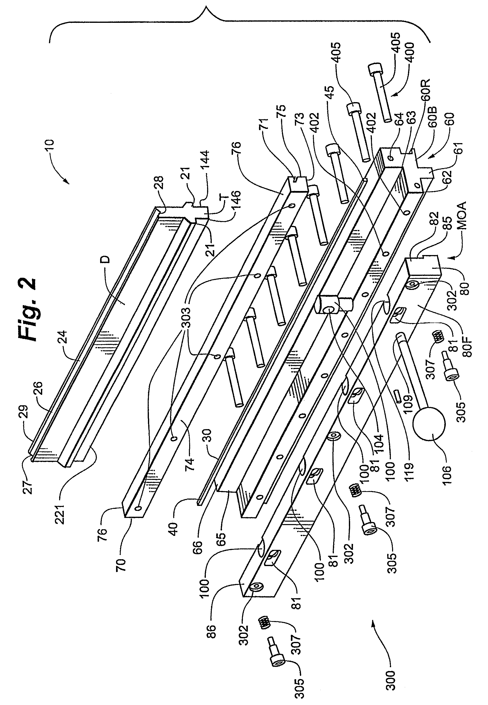 patent us7779665 - press brake die holder technology
