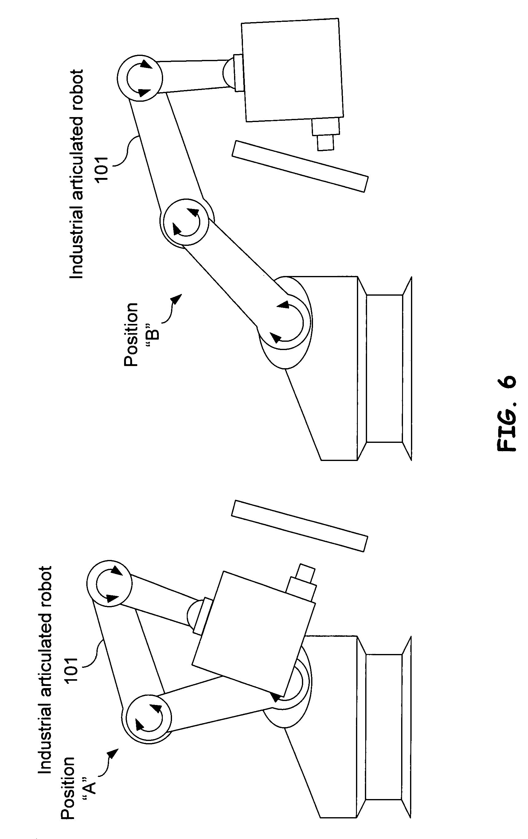 Articulated Arm Ultrasound : Patent us articulated robot for laser ultrasonic