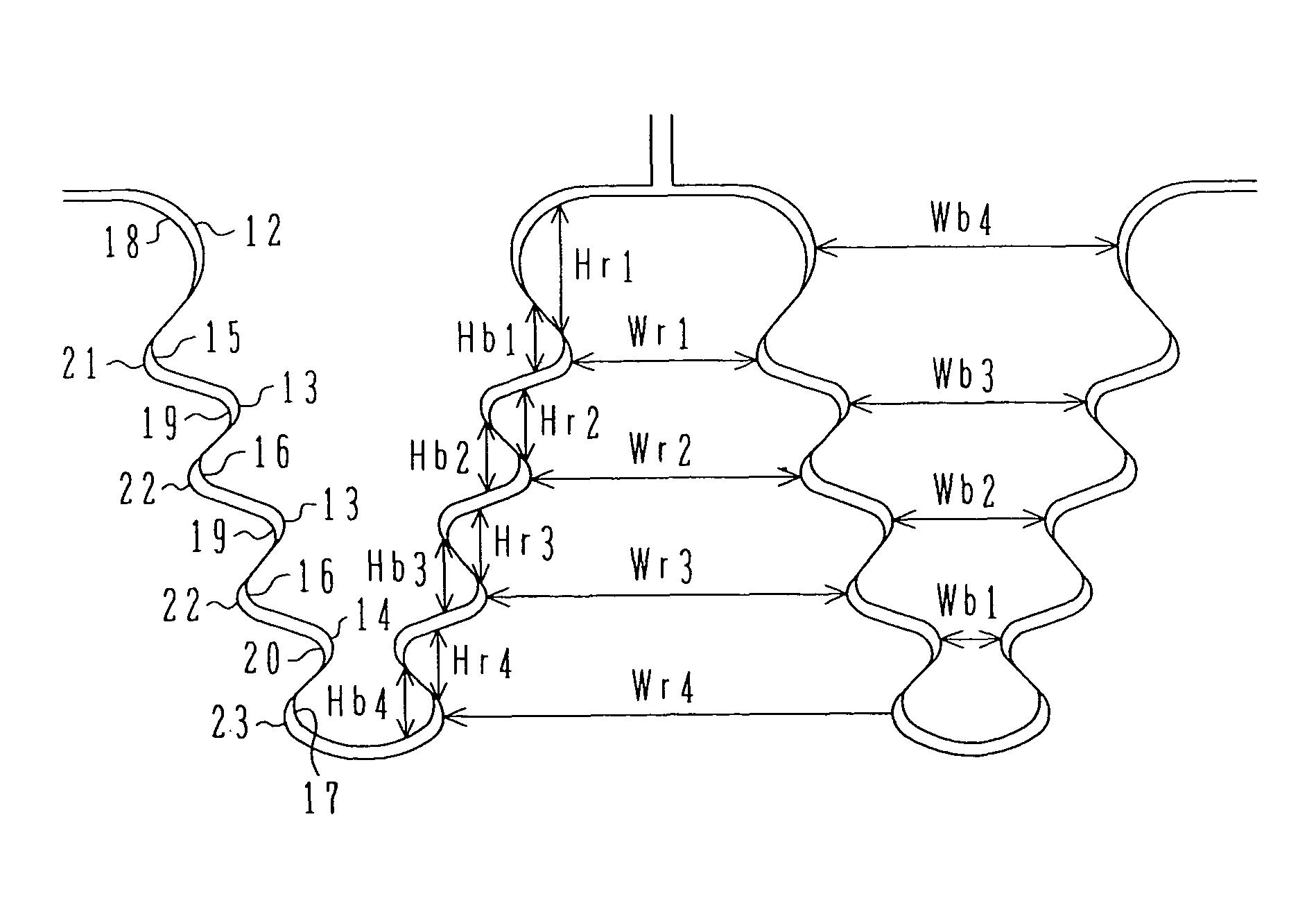 Patent US Steam turbine rotor inverted fir tree turbine