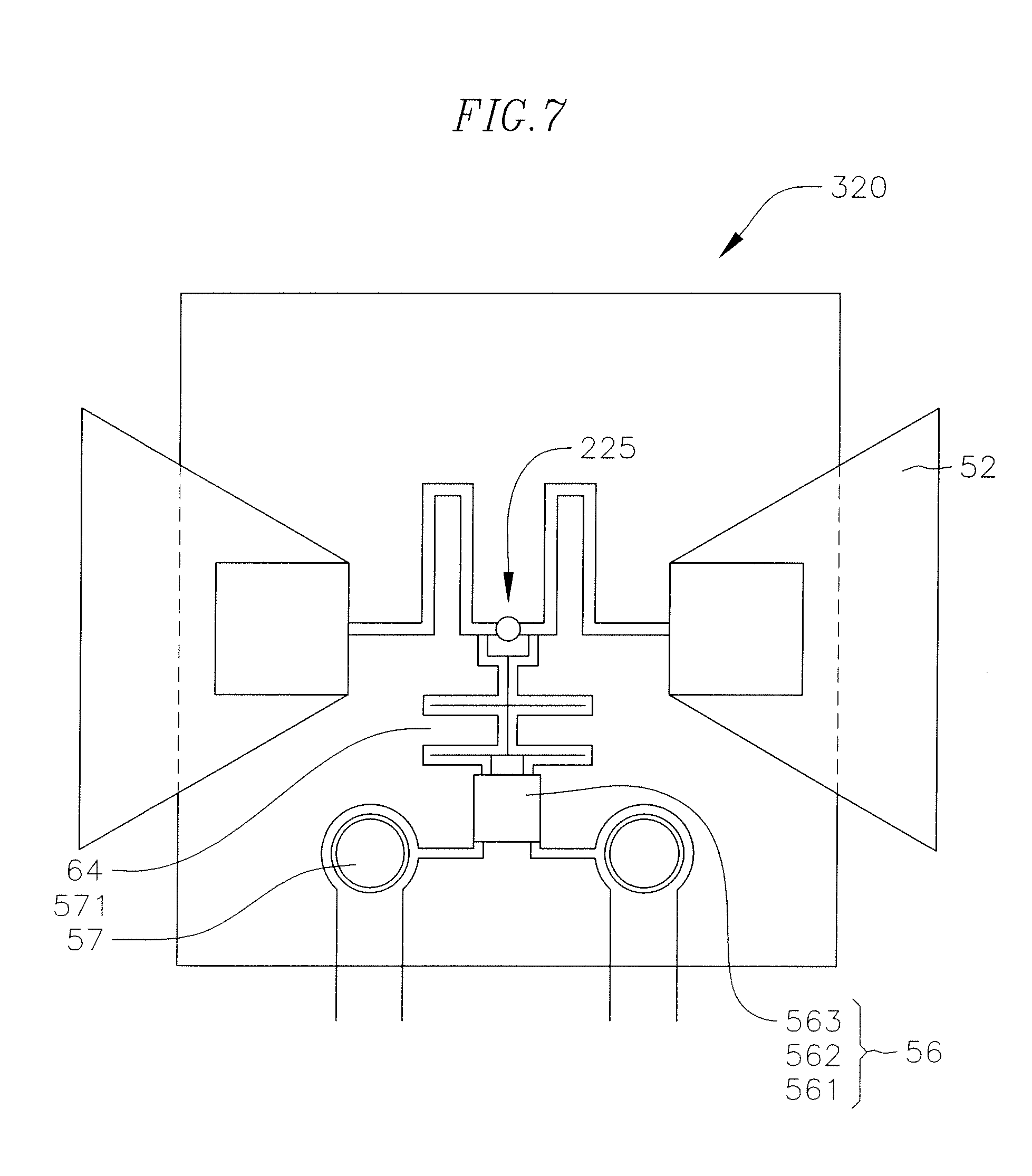 patent us7795859 - low cost millimeter wave imager