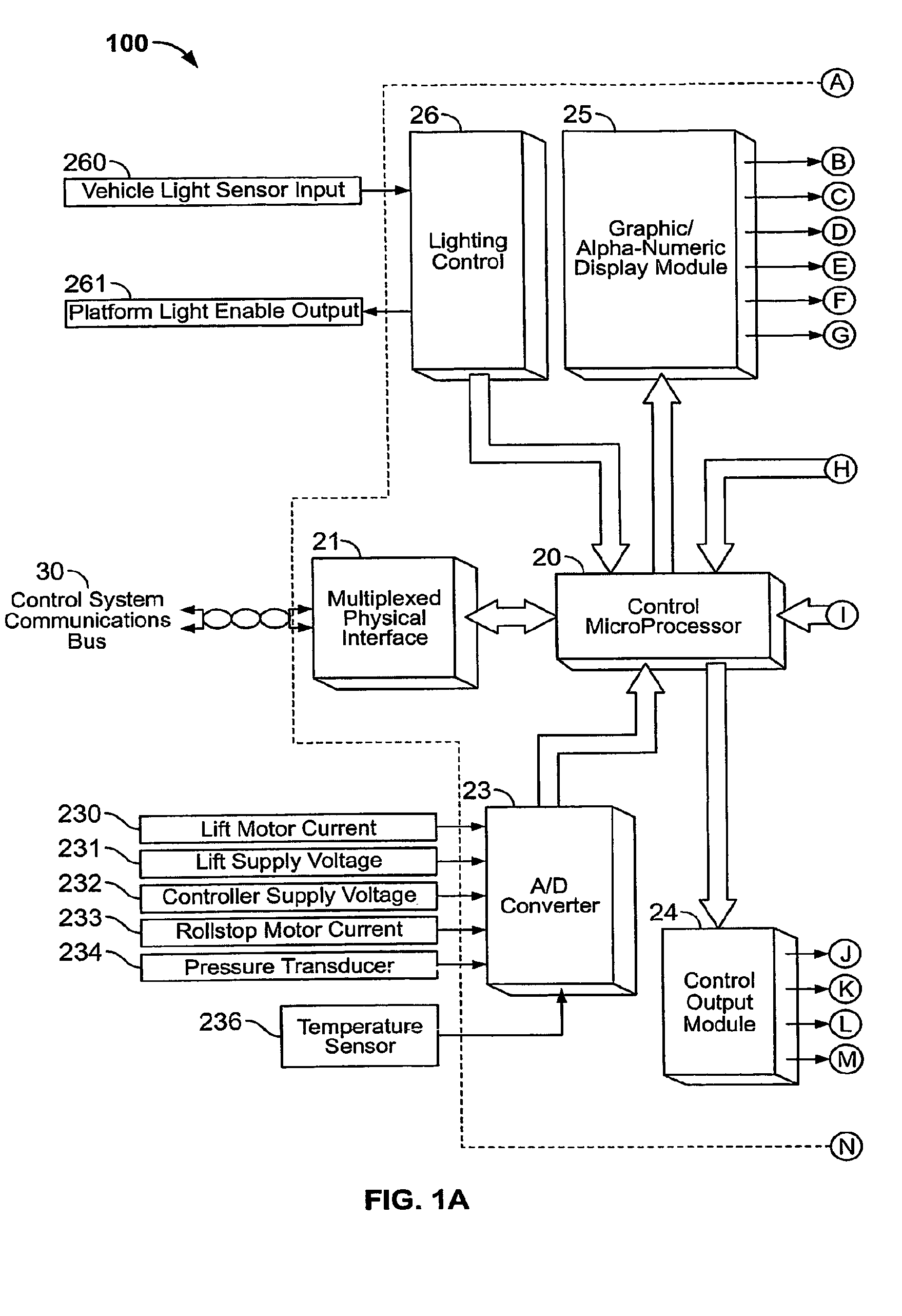 patent us7798761 electronic control system and method for an patent drawing