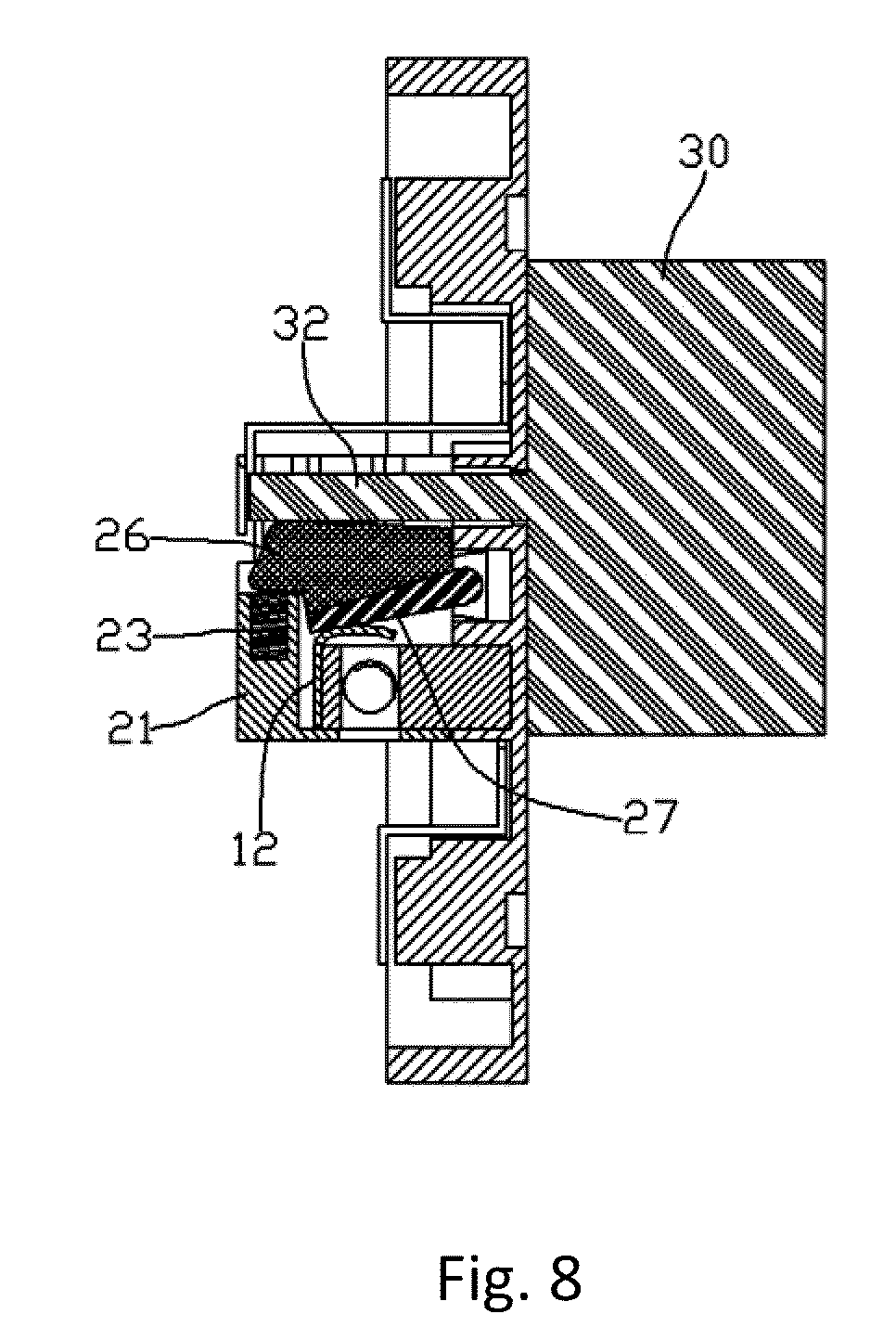 patent us7798827