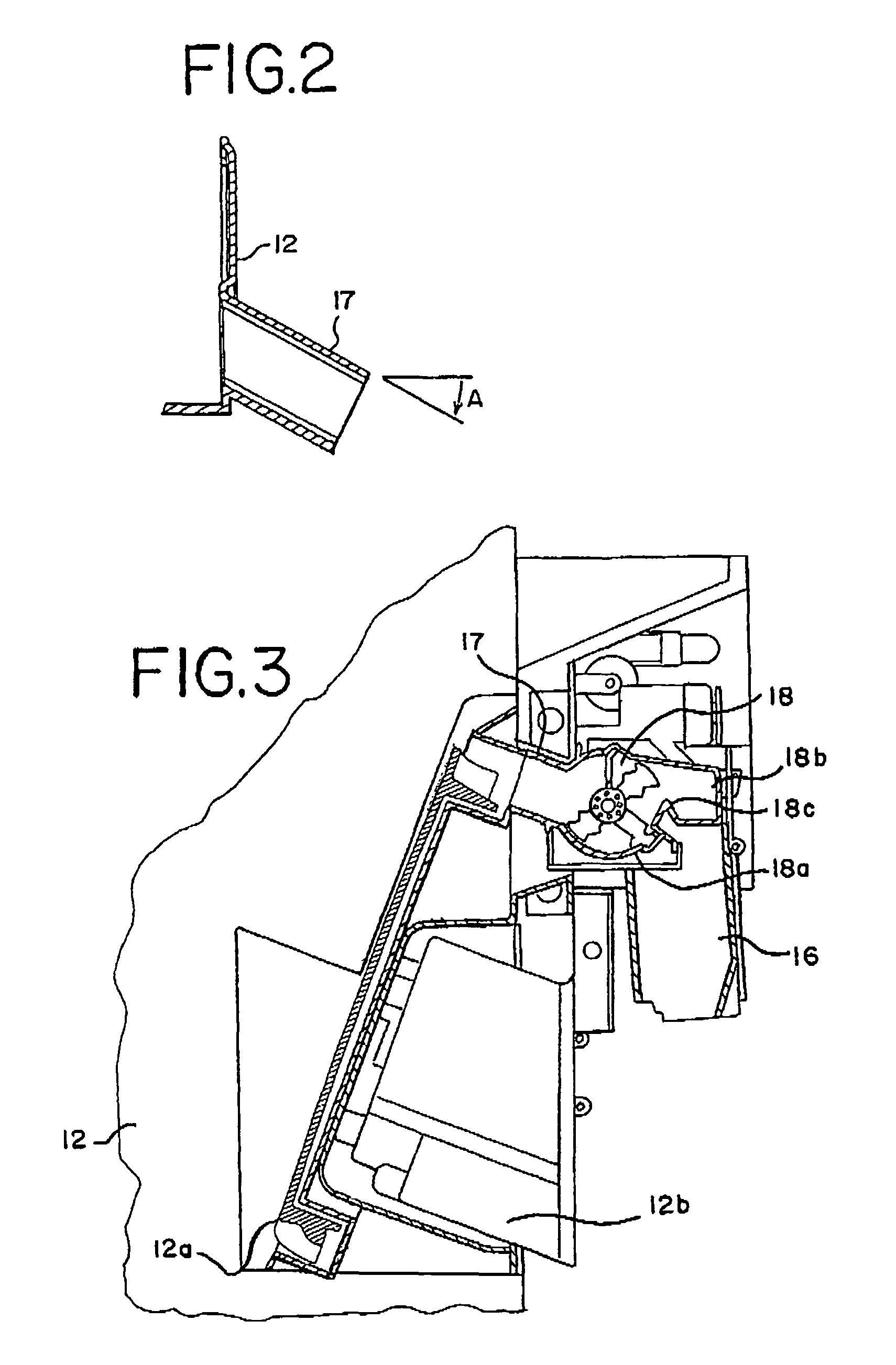 patent us7802444 - ice  beverage dispenser with in-line ice crusher