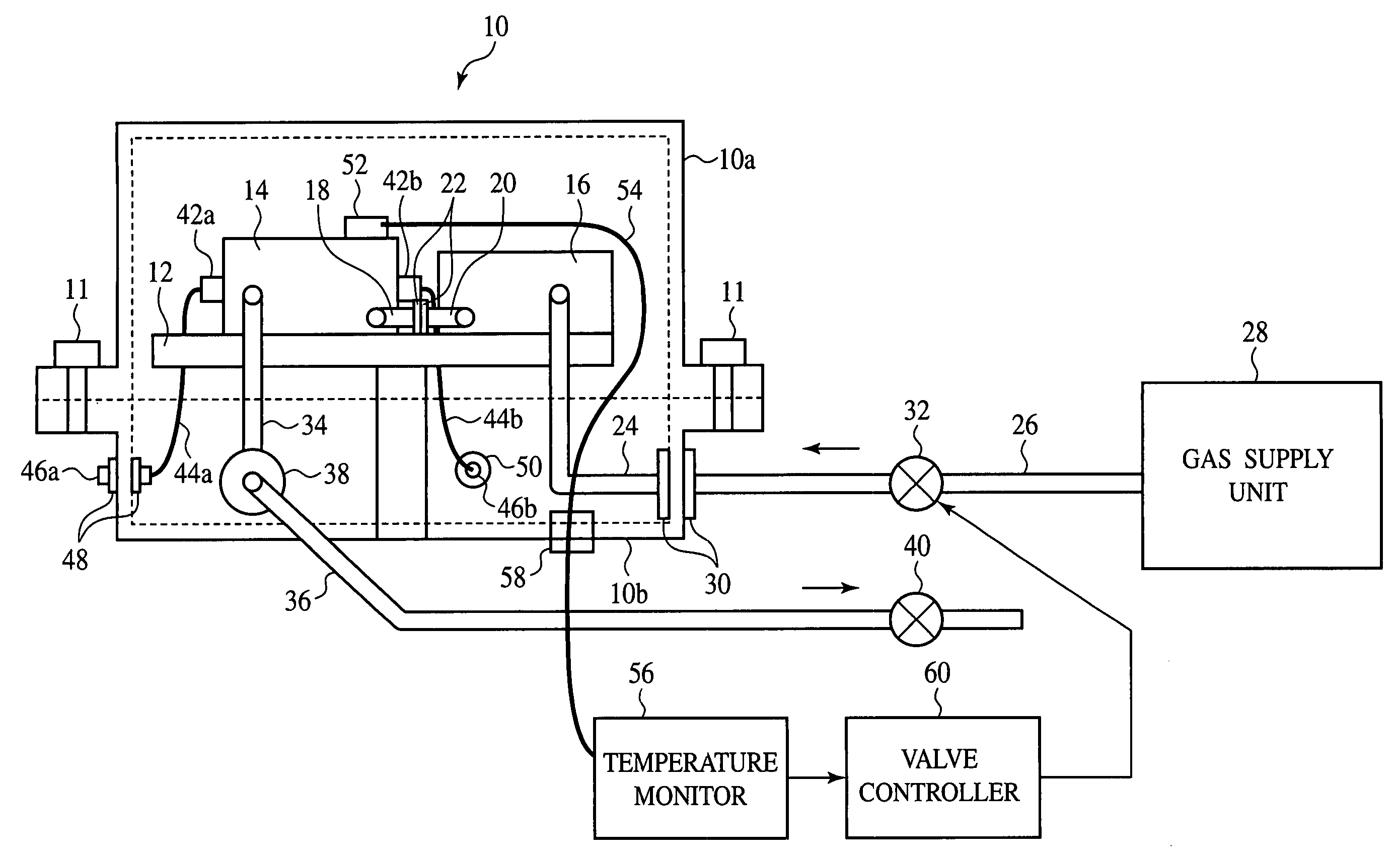 Patent Us7805954 High Frequency Circuit Cooling Apparatus Google Circuits Drawing