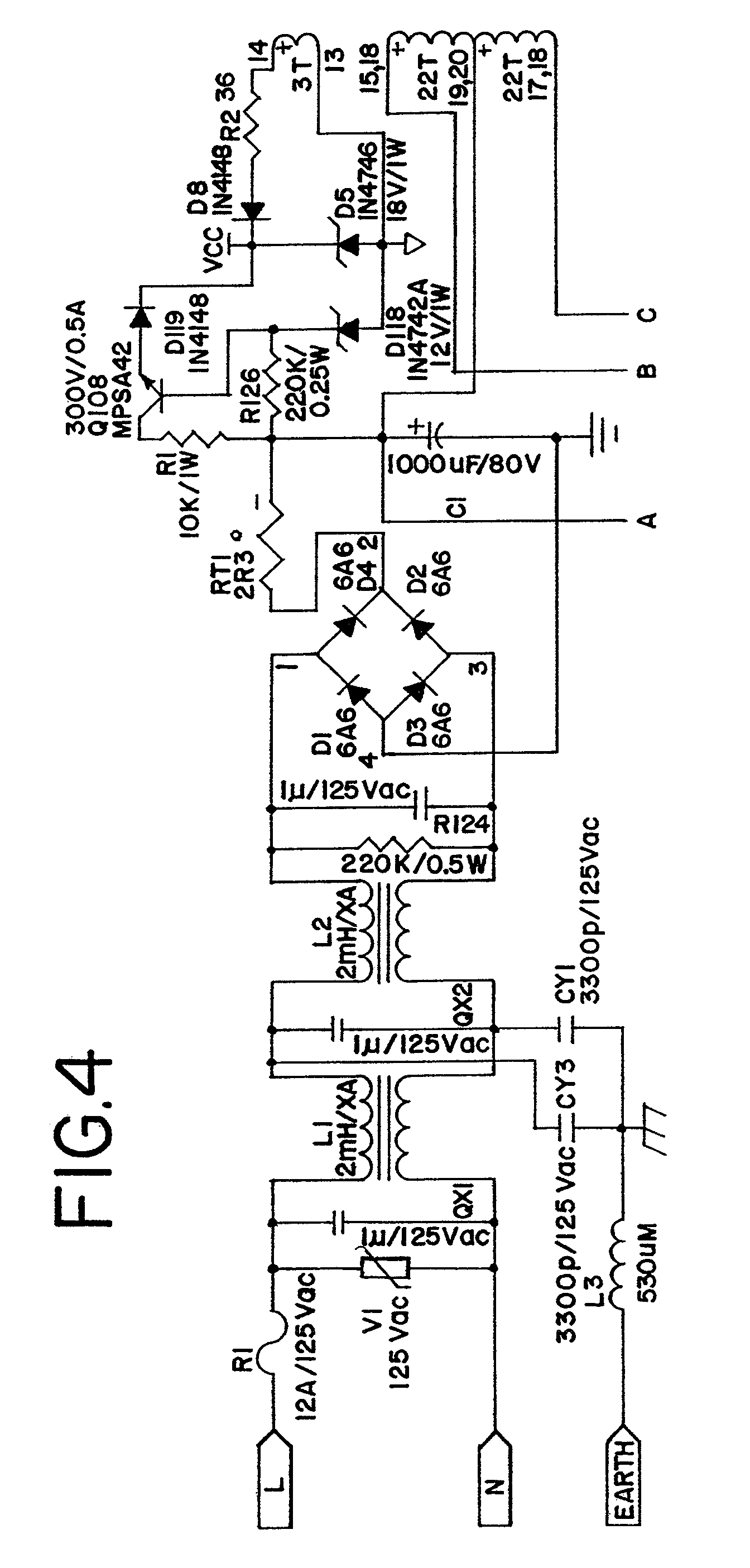 Patent Us7808211 System And Method For Charging Batteries Google 1977 Onan Generator Wiring Diagram Drawing
