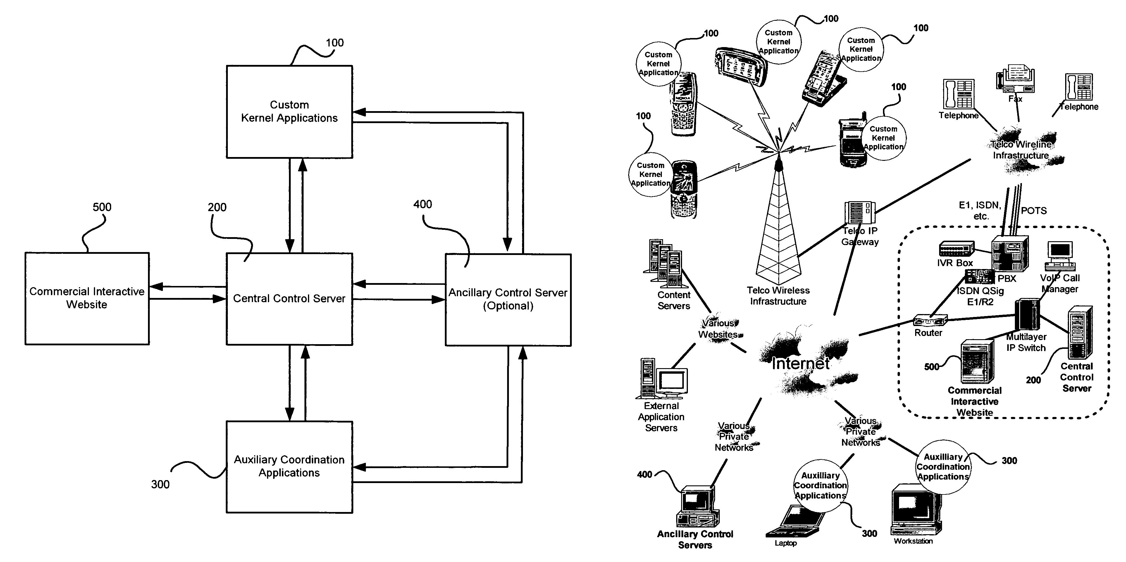diagram of internet infrastructure