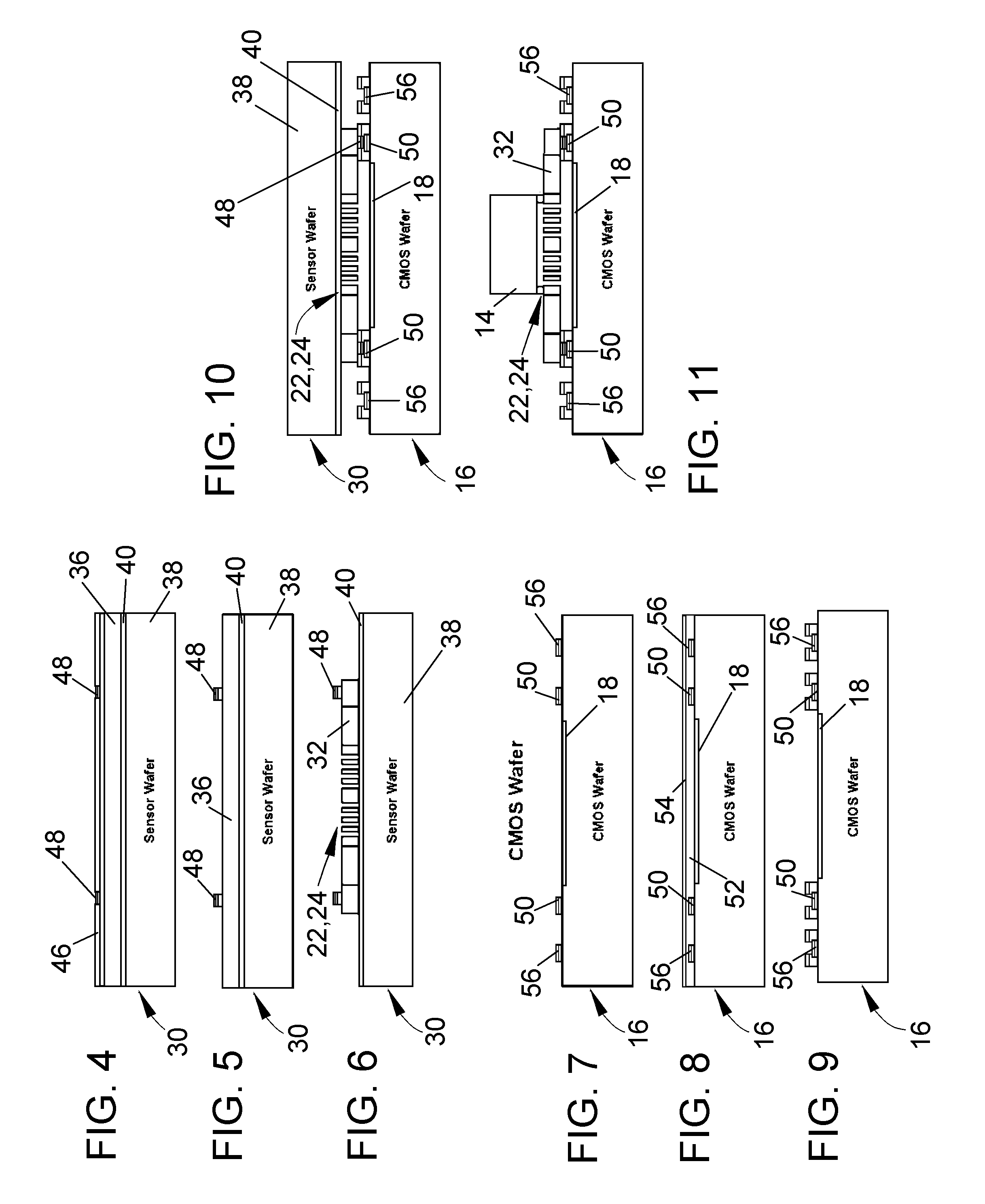 patente us7810394 integrated sensor and circuitry google patentes patent drawing