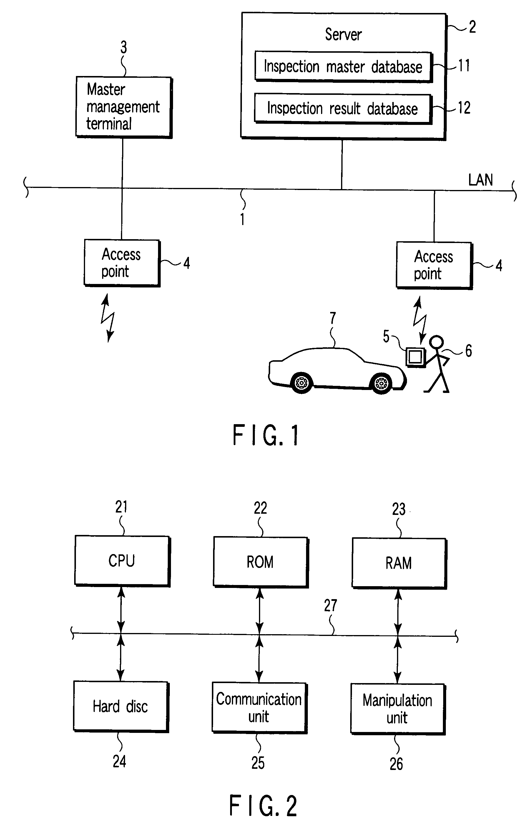 Patent us7818105 vehicle inspection management system for Nearest motor vehicle inspection station