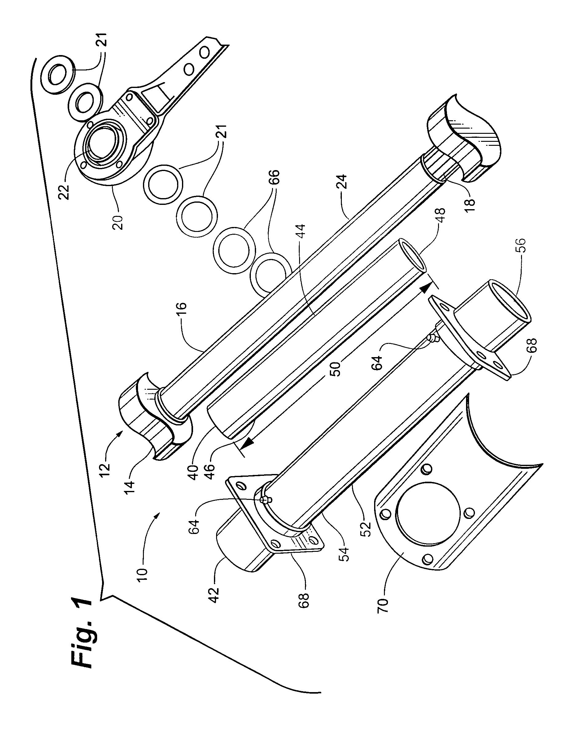 s cam brakes diagram