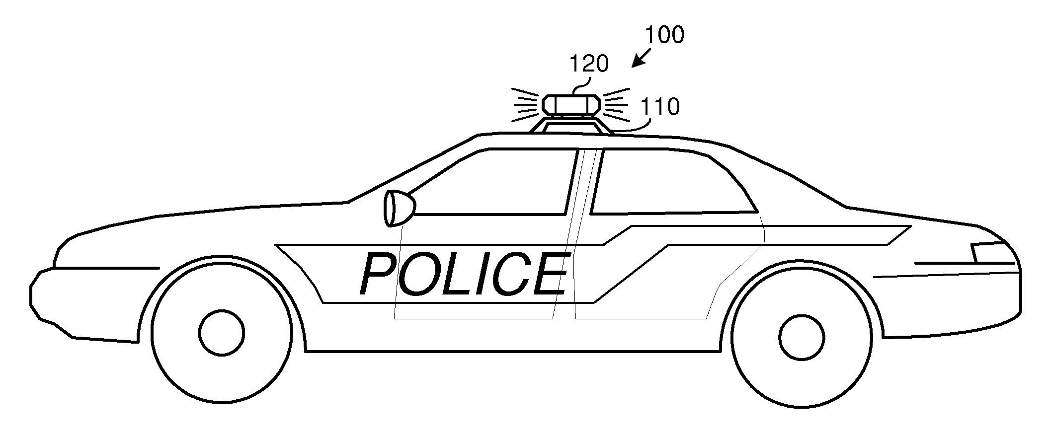 emergency vehicles coloring pages - photo #9