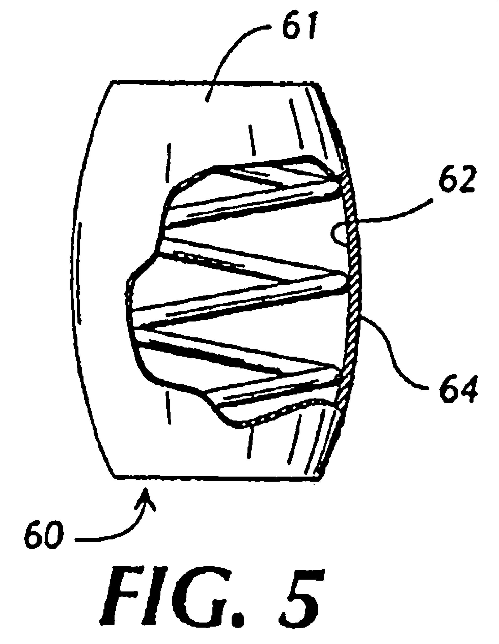 Dreamwell Mattress Patent US7827637 - Mattress with flame resistant moisture barrier ...