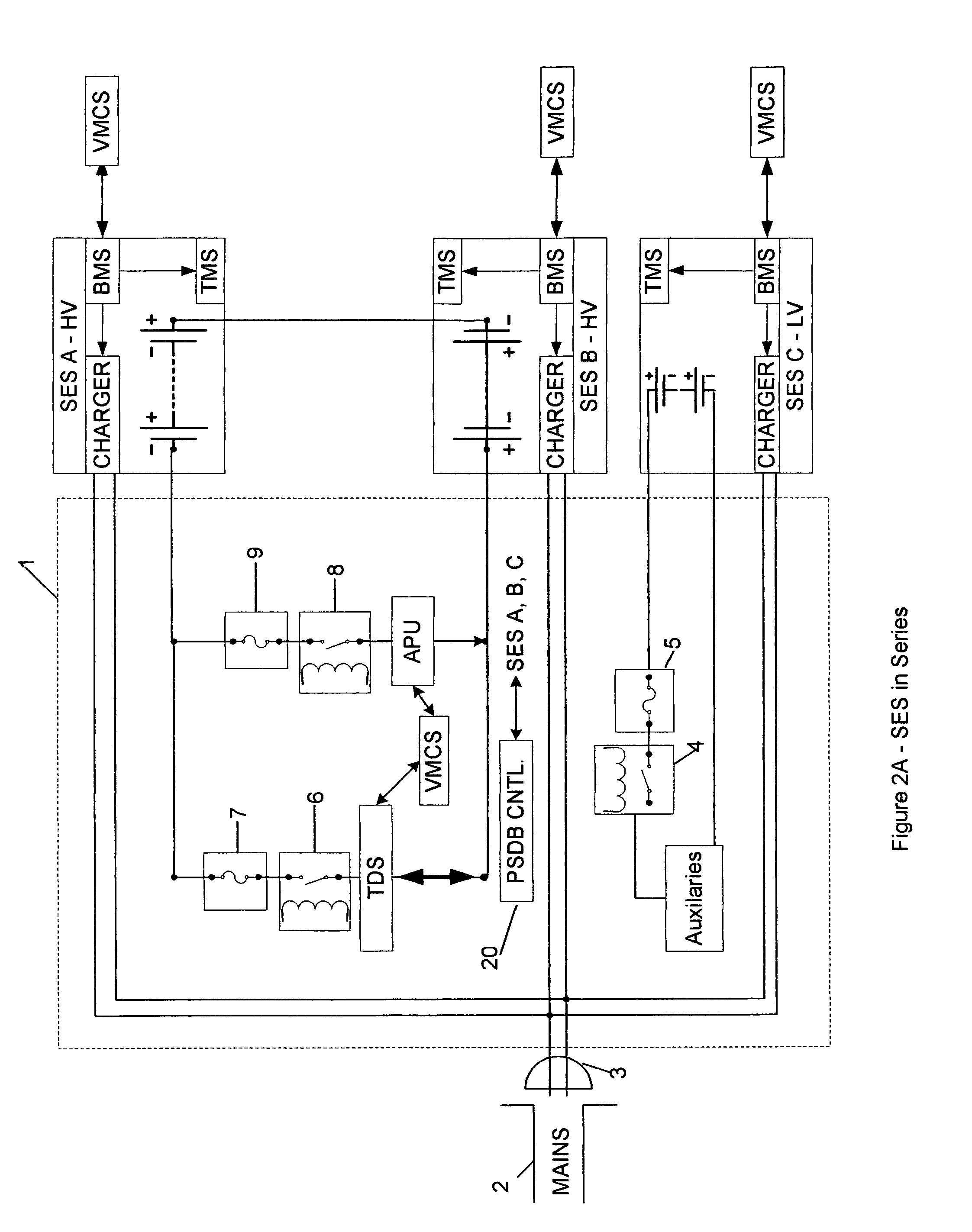 US07830117 20101109 D00002 patent us7830117 vehicle charging, monitoring and control 1999 bluebird bus wiring diagram at crackthecode.co