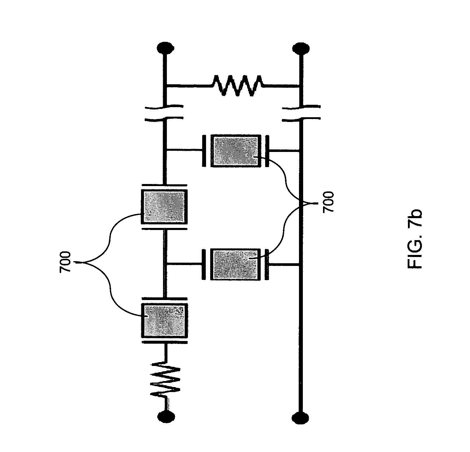 MEMS-based Broadband Transceiver/sensor