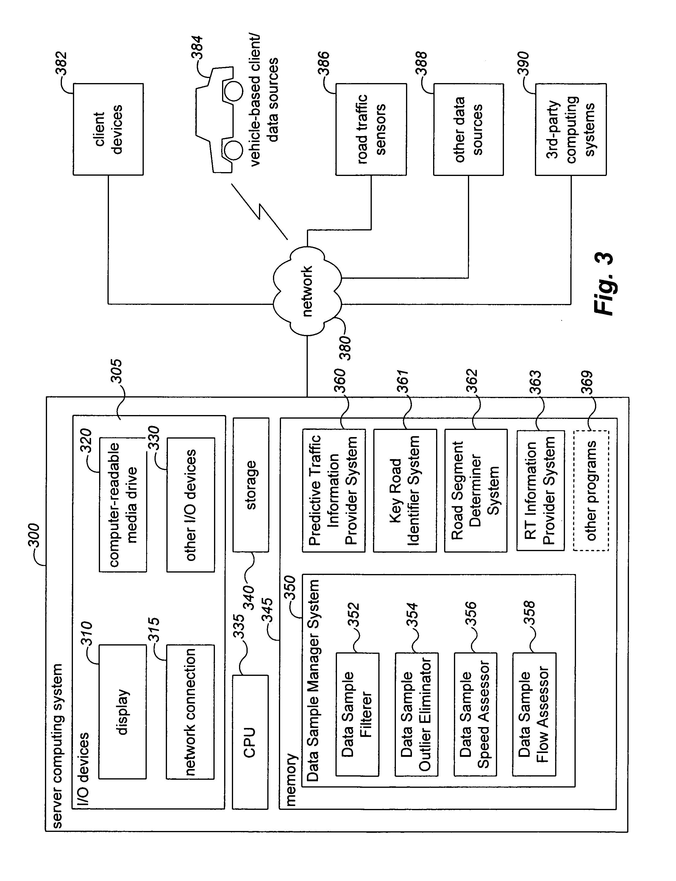 Patent Us7831380 Assessing Road Traffic Flow Conditions Using Data Seethrough Sensor Circuit Diagram Tradeoficcom Drawing
