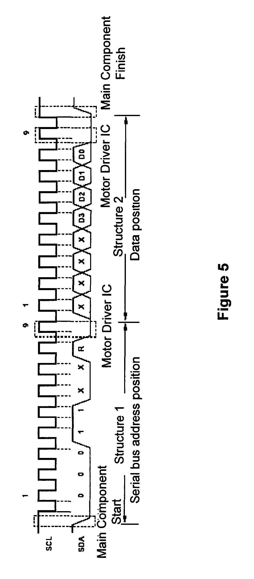 patent us7834569 - type of stepper motor driver integrated circuit