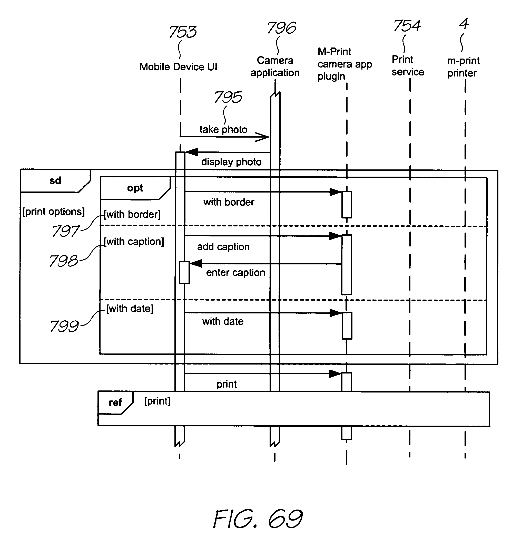 Patent US7848777 - Printing a puzzle using a mobile device ...
