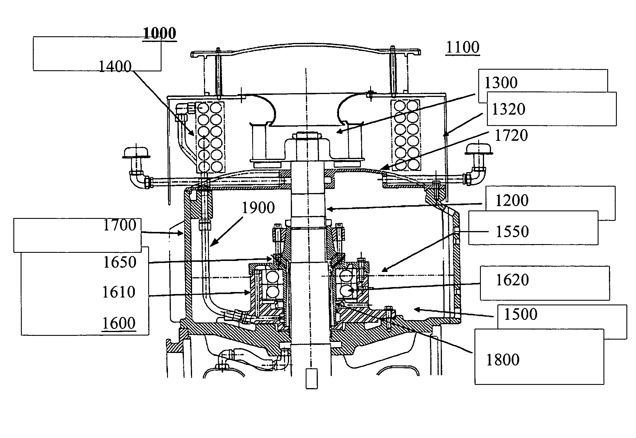 Patent Us7849970 Method For Maintaining A Vertical Motor
