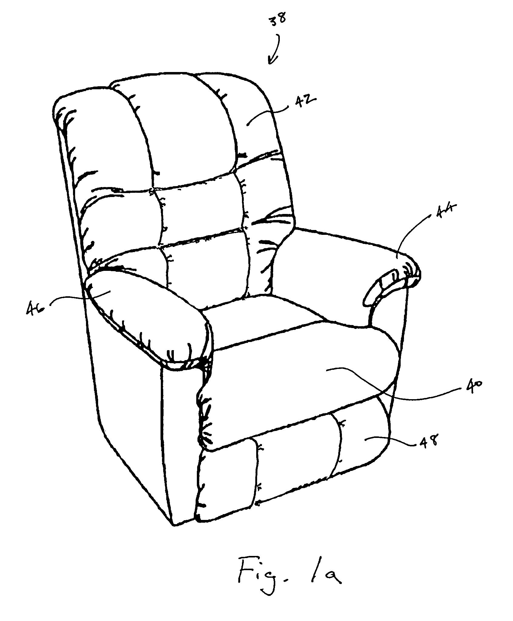 Patent Drawing  sc 1 st  Google & Patent US7850232 - Zero clearance recliner mechanism - Google Patents islam-shia.org