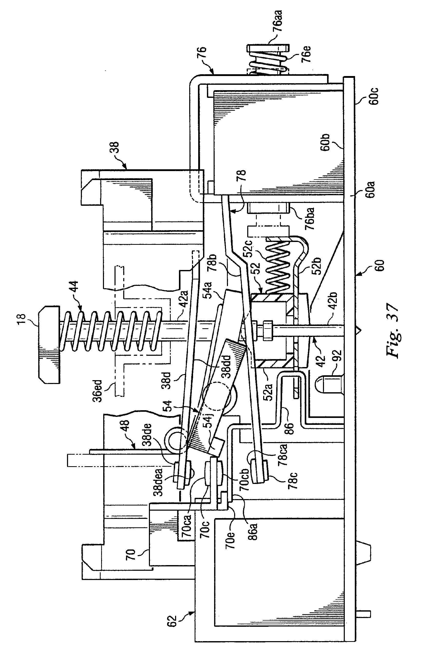 patent us7864005 - arc-fault circuit interrupter device