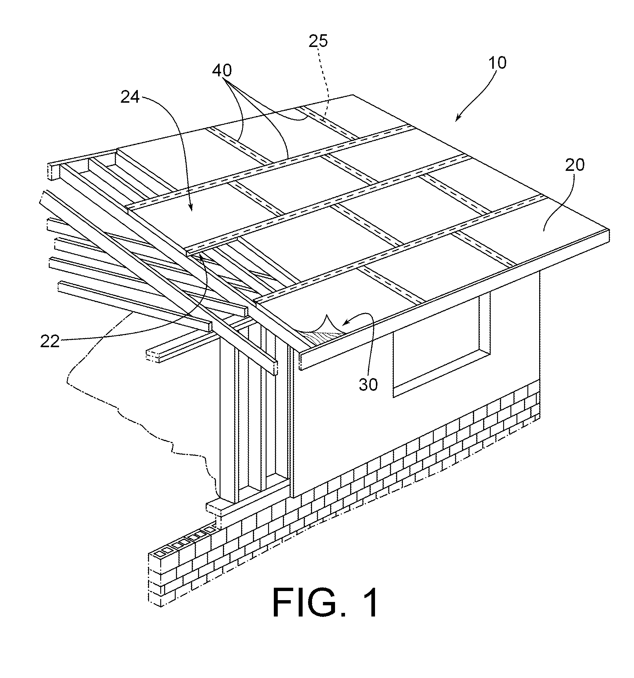 Patent us7870694 panelized roofing system and method for Panelized building systems