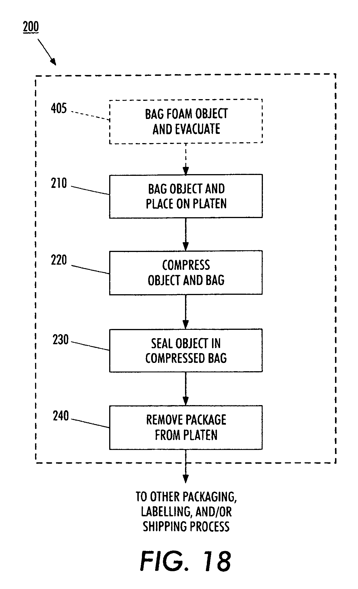 Sealable Mattress Storage Bag Patent US7870960 - Disaster pack - Google Patents