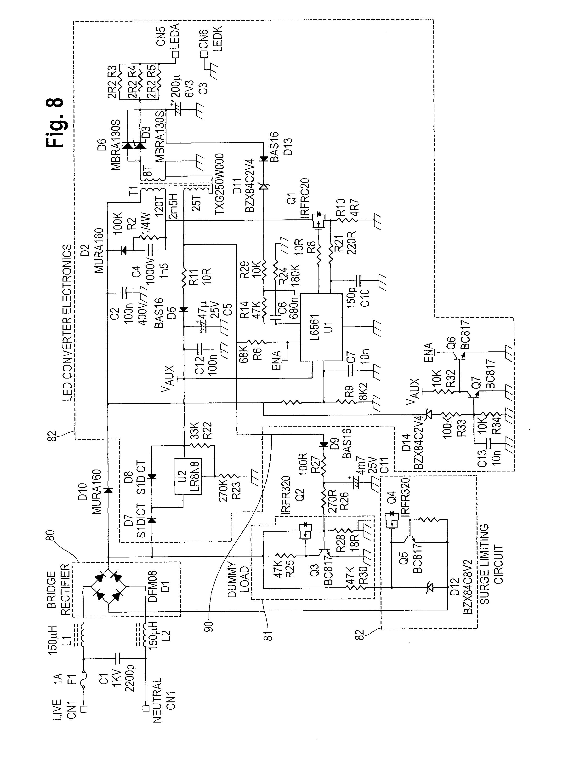 patent us7872427