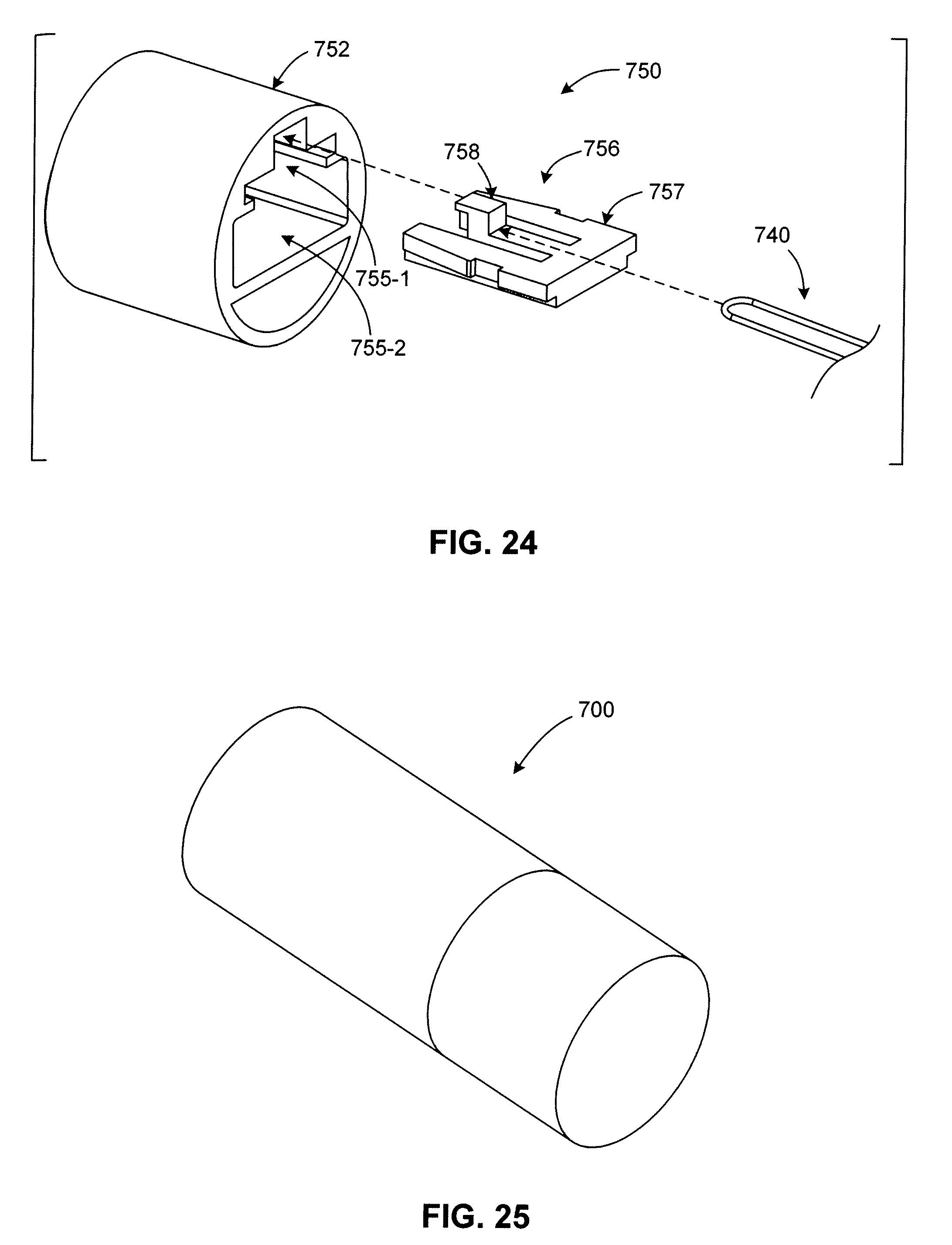 patent us7872873 - extended cob-usb with dual-personality contacts