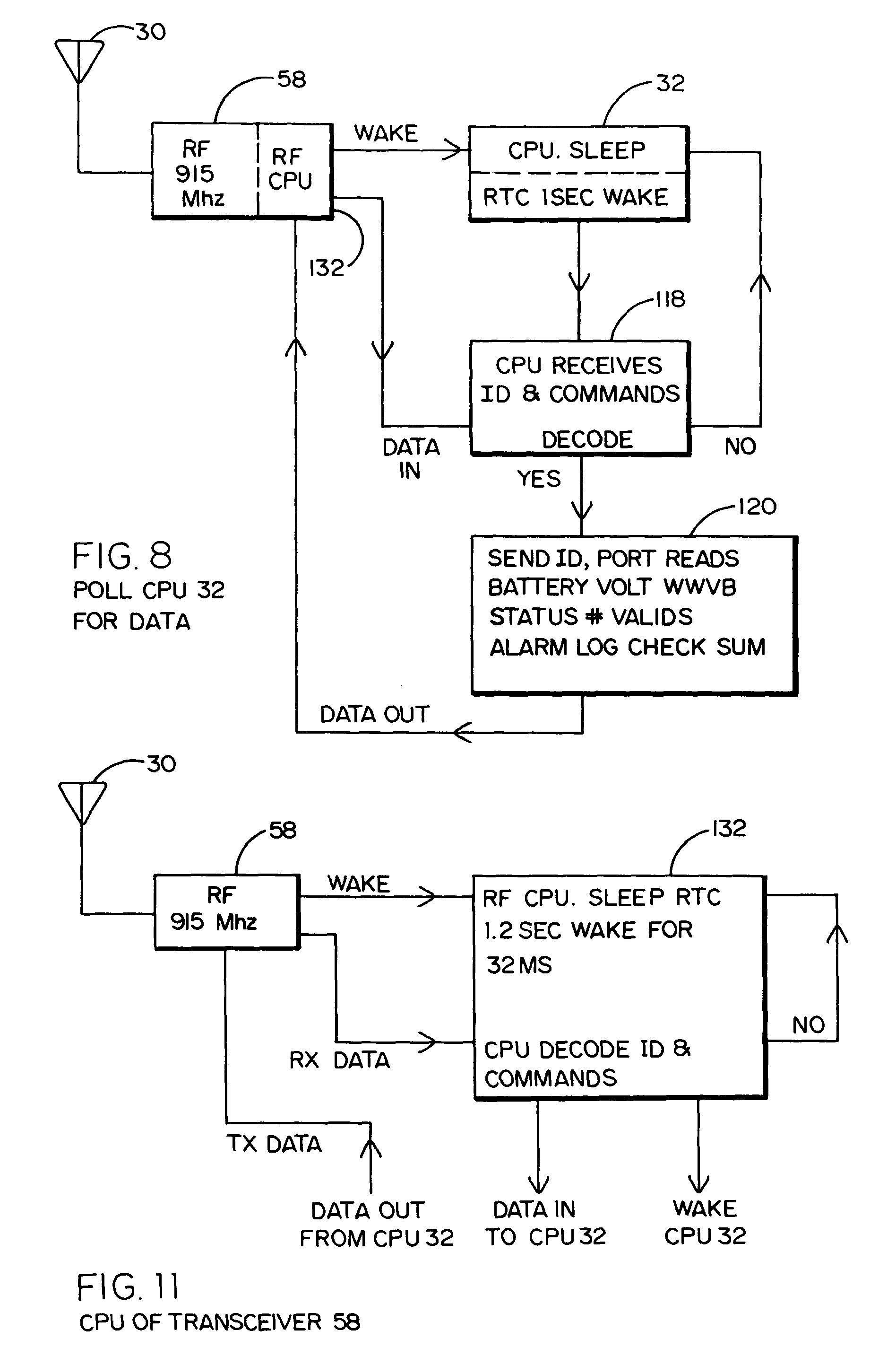 Patent Us7884626 - Cathodic Protection Monitor