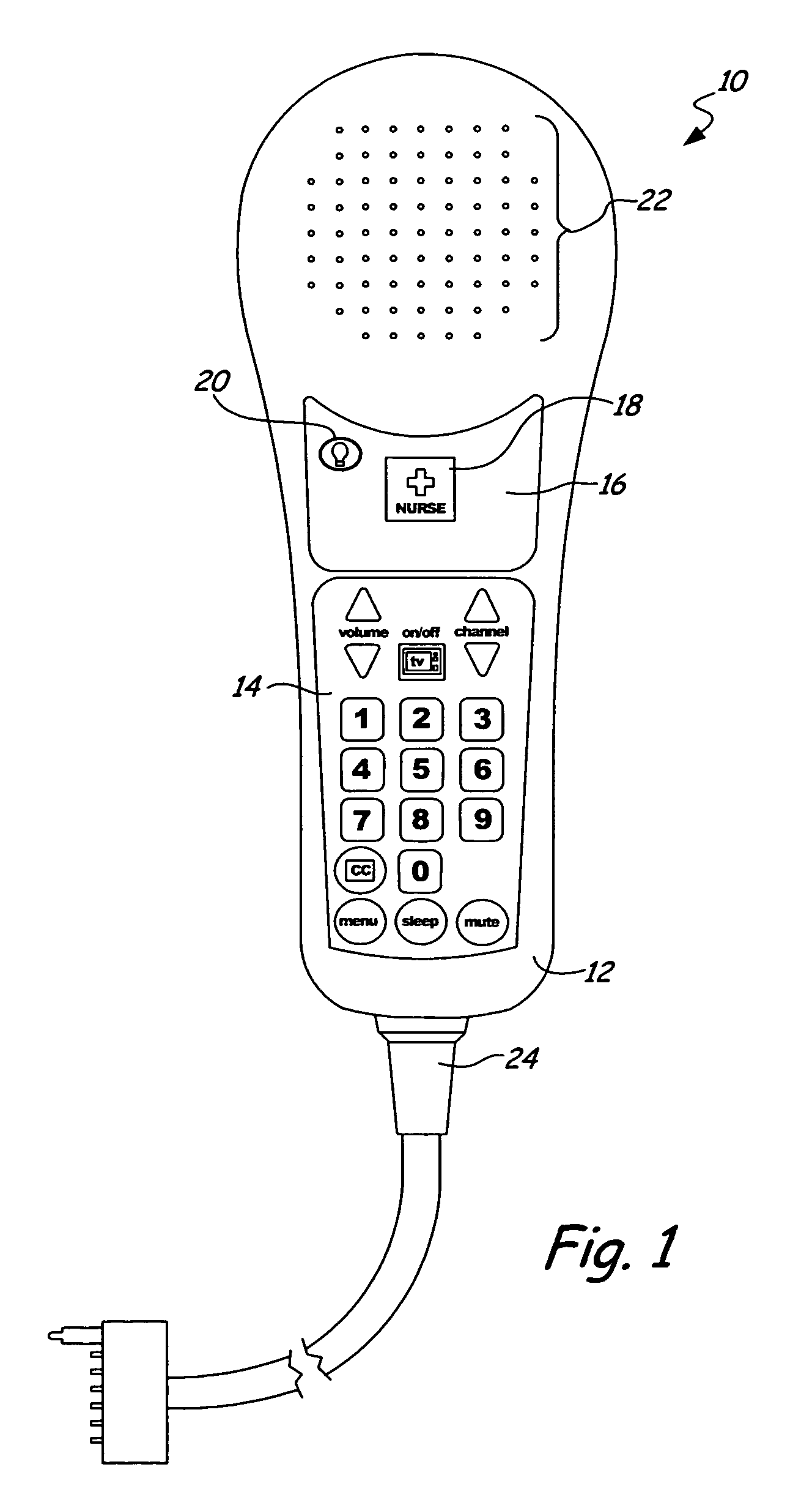 US07884703 20110208 D00001 patent us7884703 pillow speaker remote control google patents curbell pillow speaker wiring diagram at arjmand.co