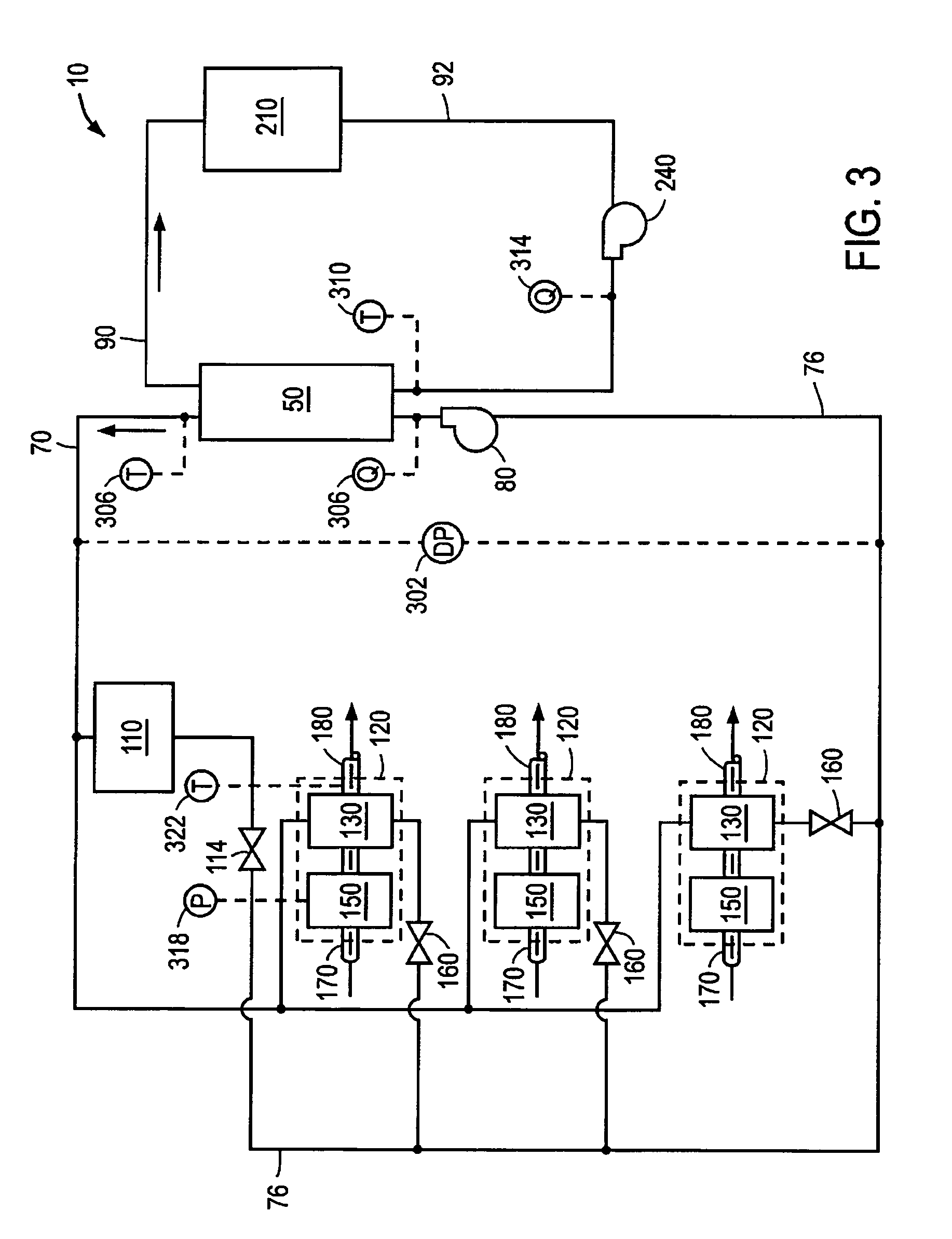 Optimized control system for cooling systems   Patents #404040