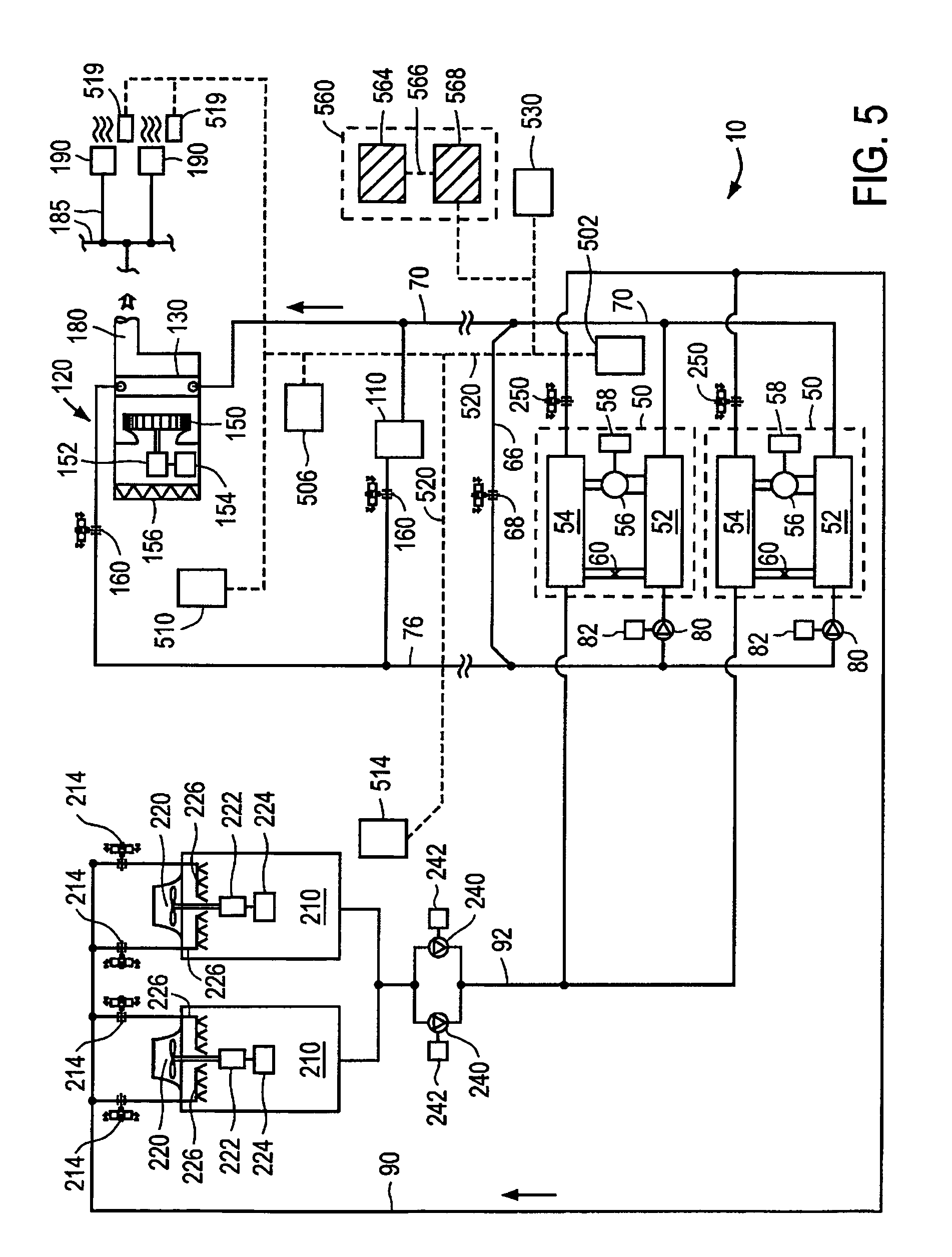Optimized control system for cooling systems   Patents #3B3B3B