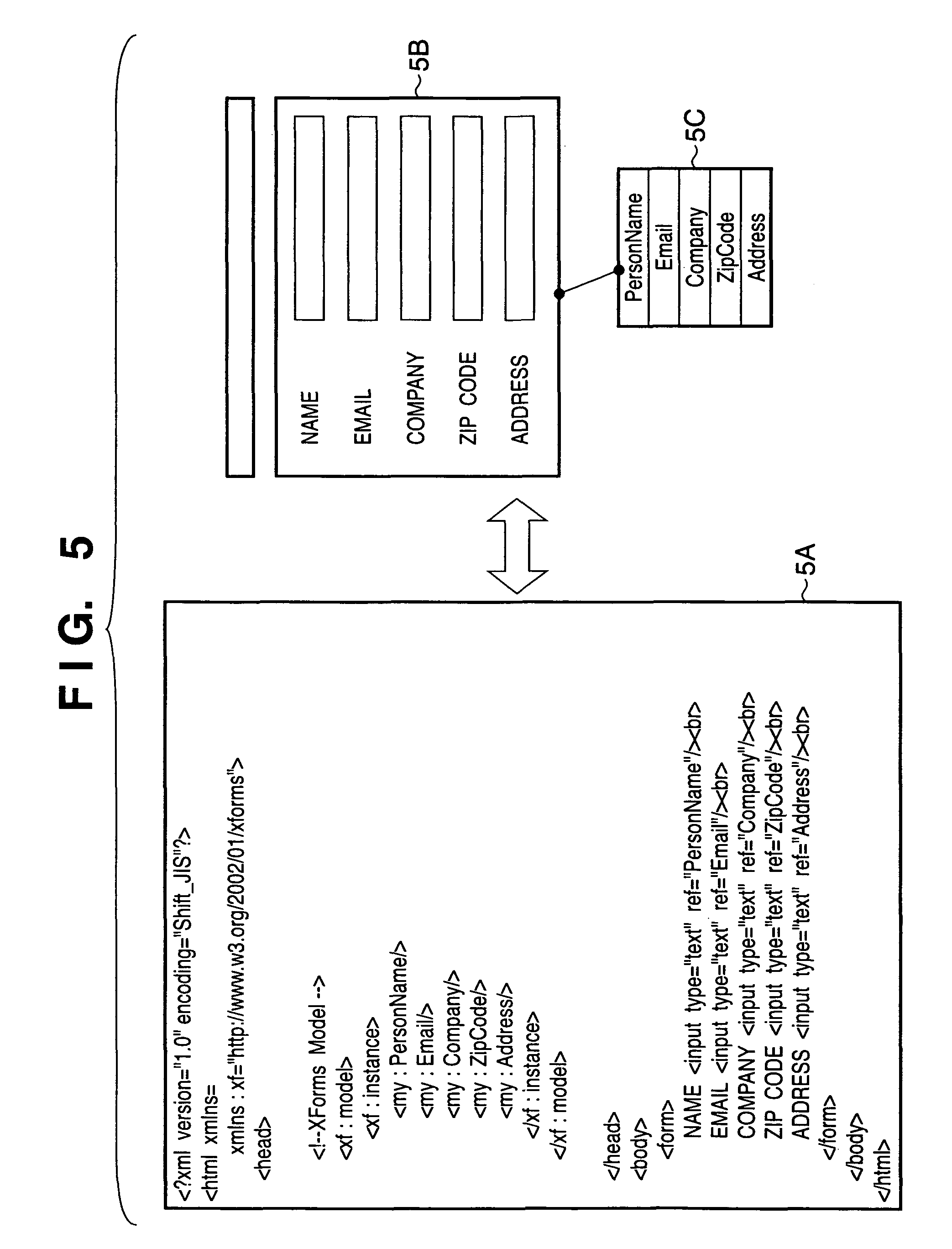 Patent US User Interface Control Apparatus And Method - Us zip code type
