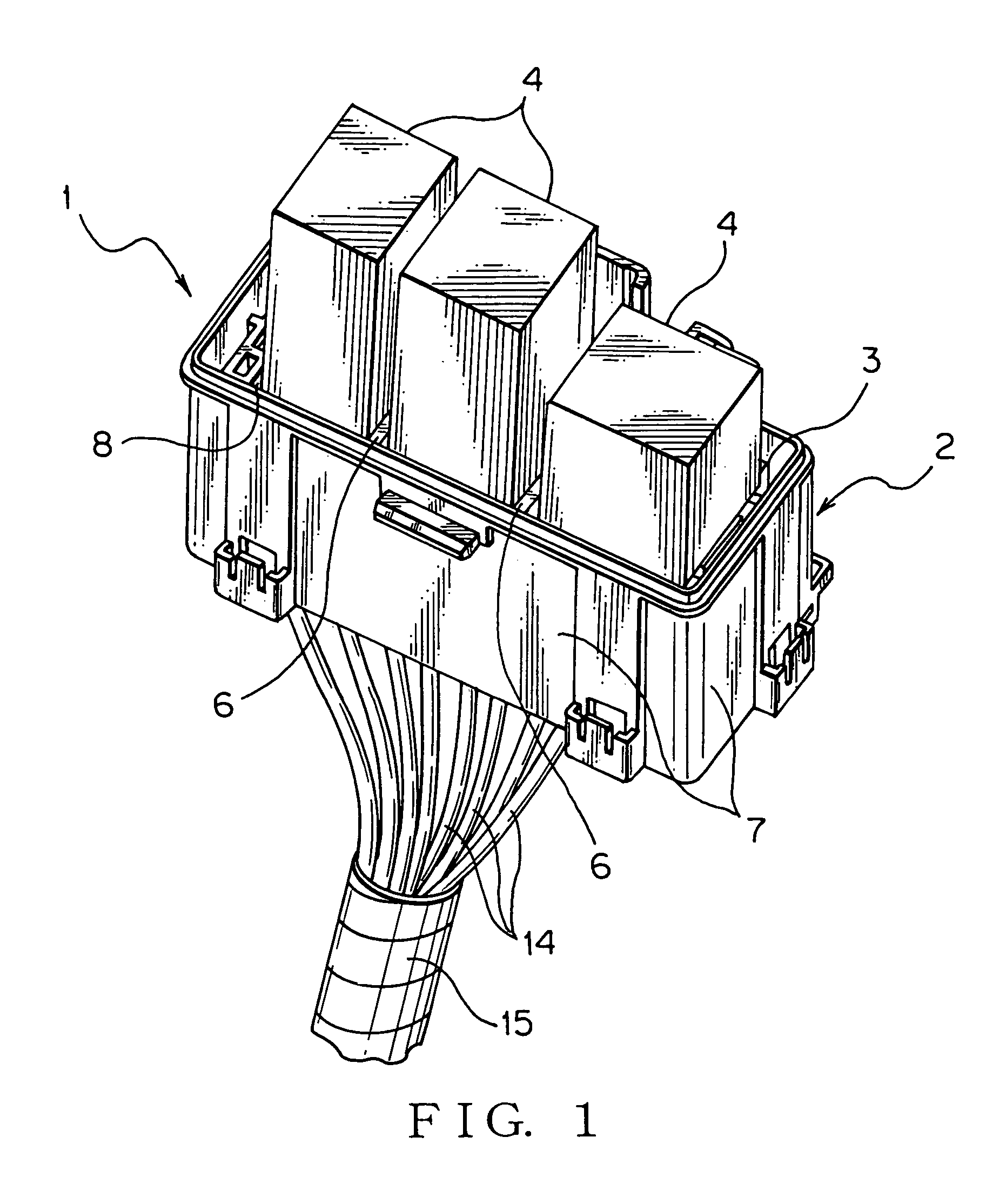 patent us7891987 - electric junction box