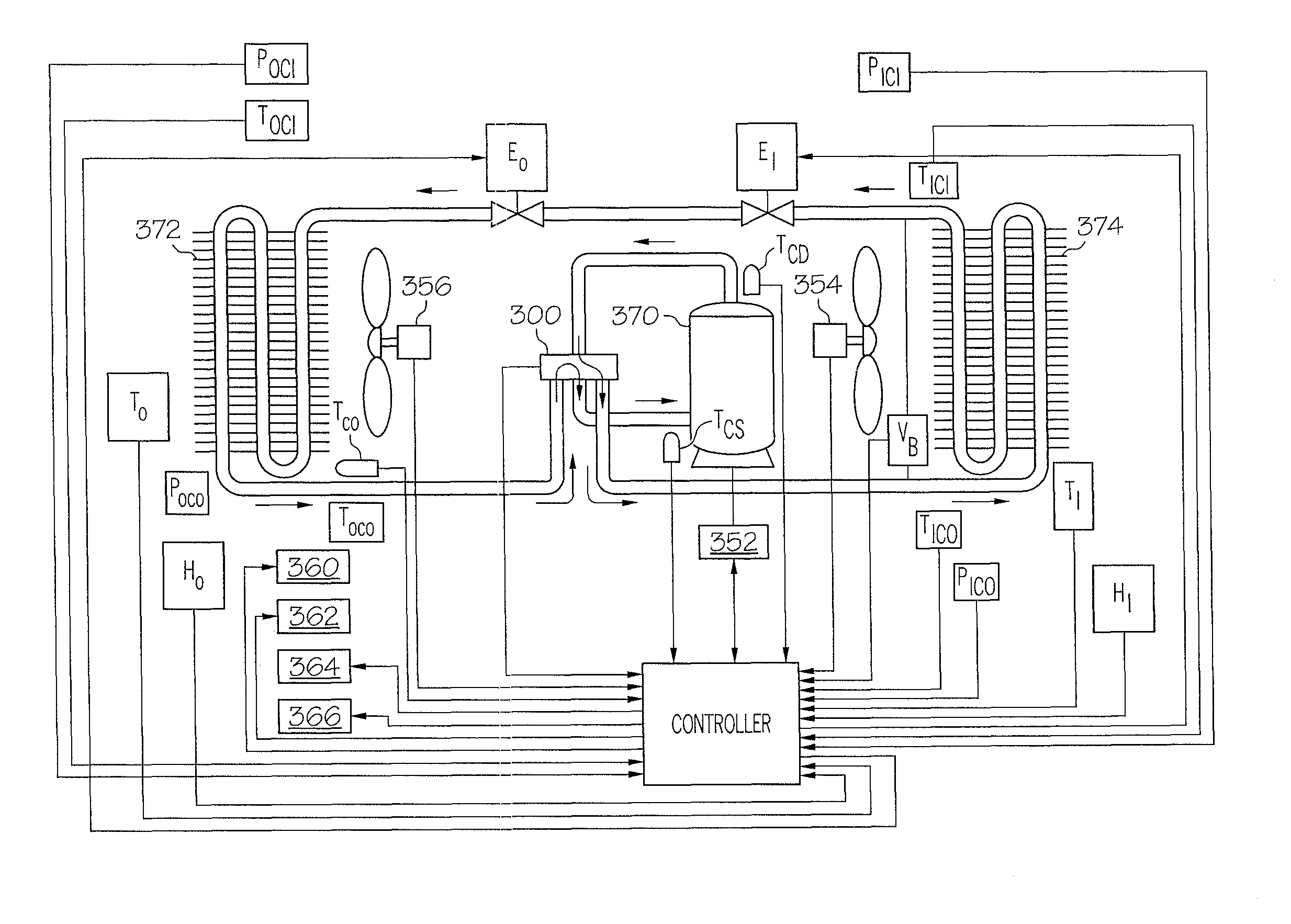 US7895850 on wiring diagram for heat pump system