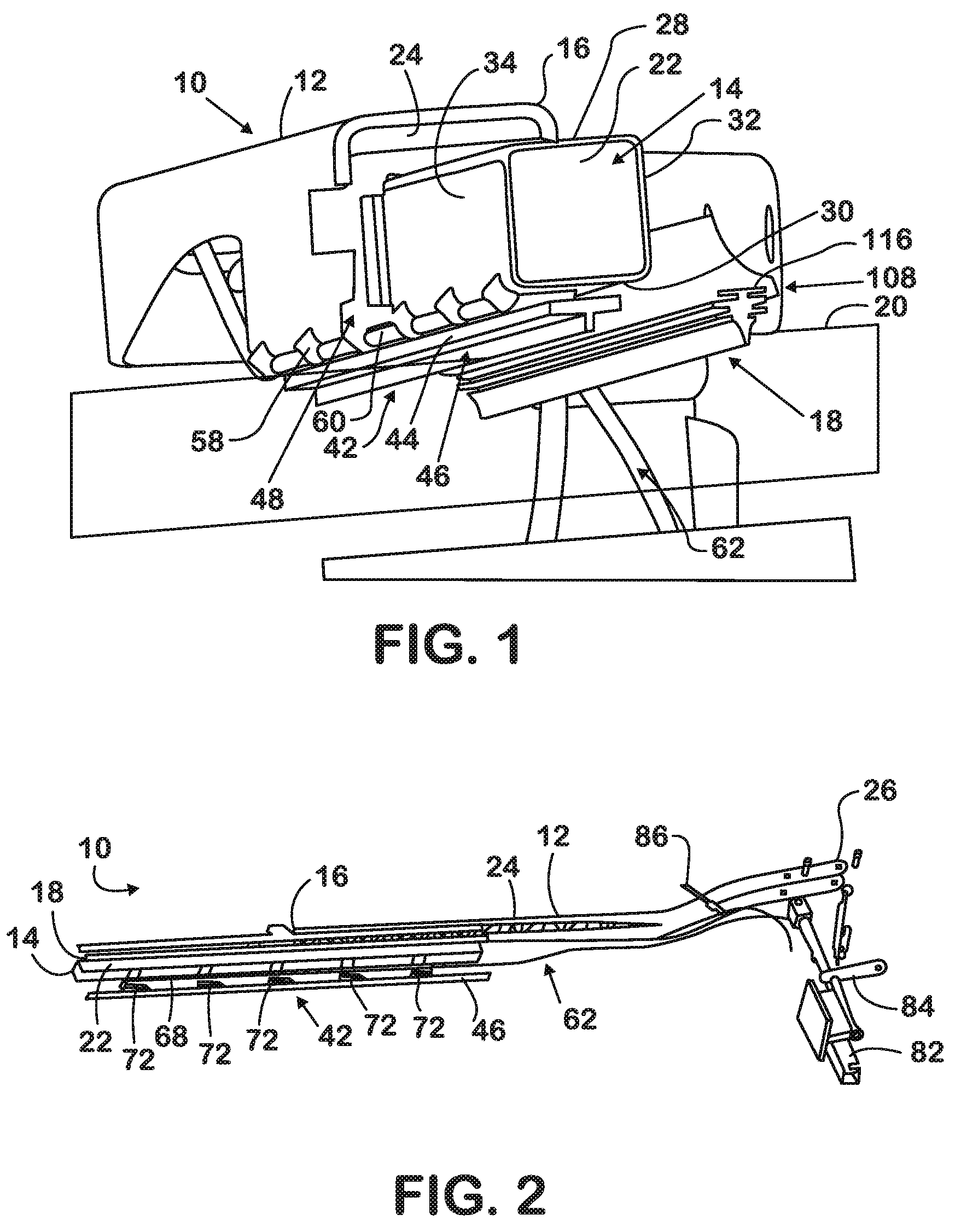 atwood mobile furnace wiring diagram best wiring library  patent drawing