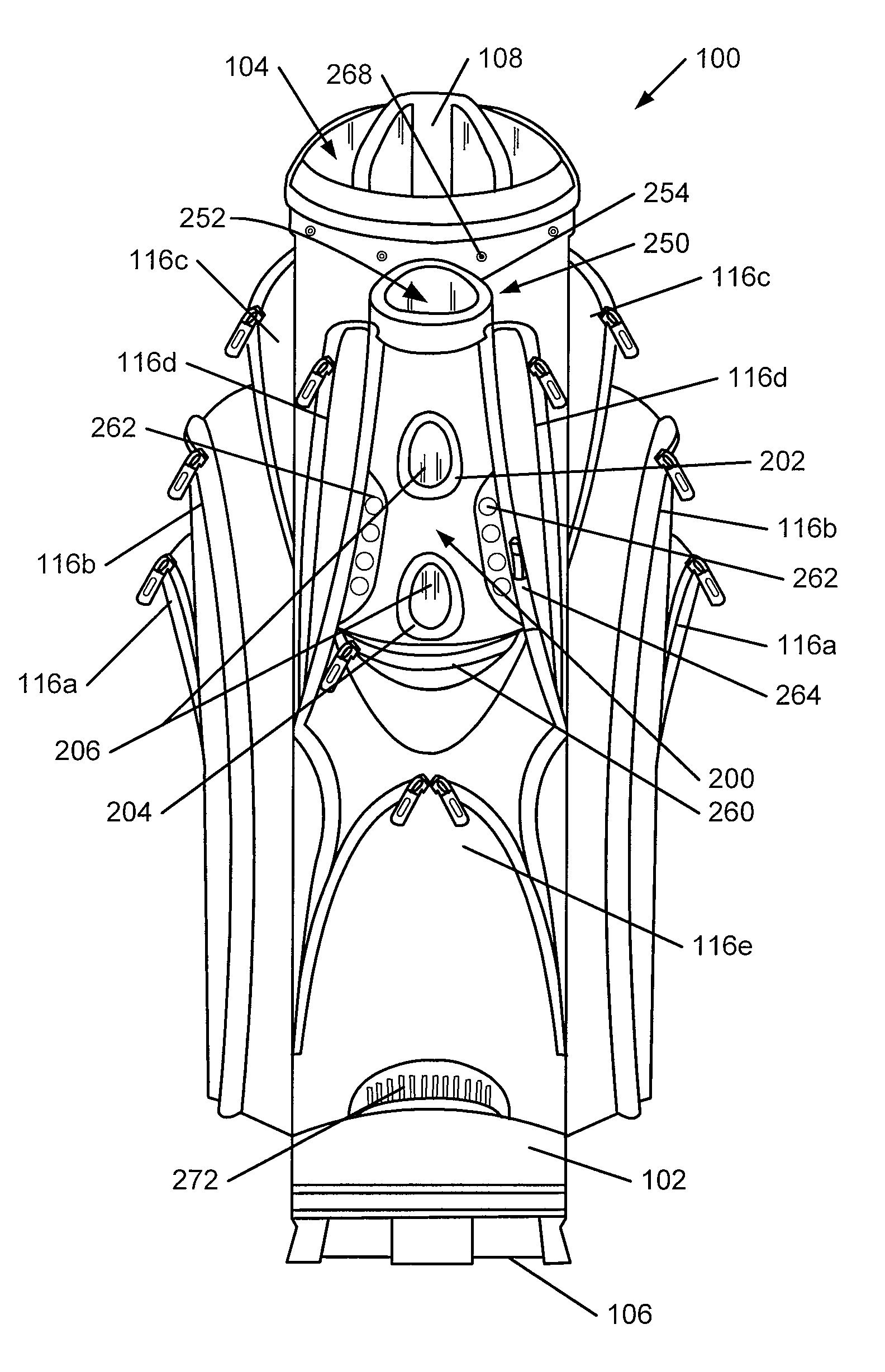 patent us7905349