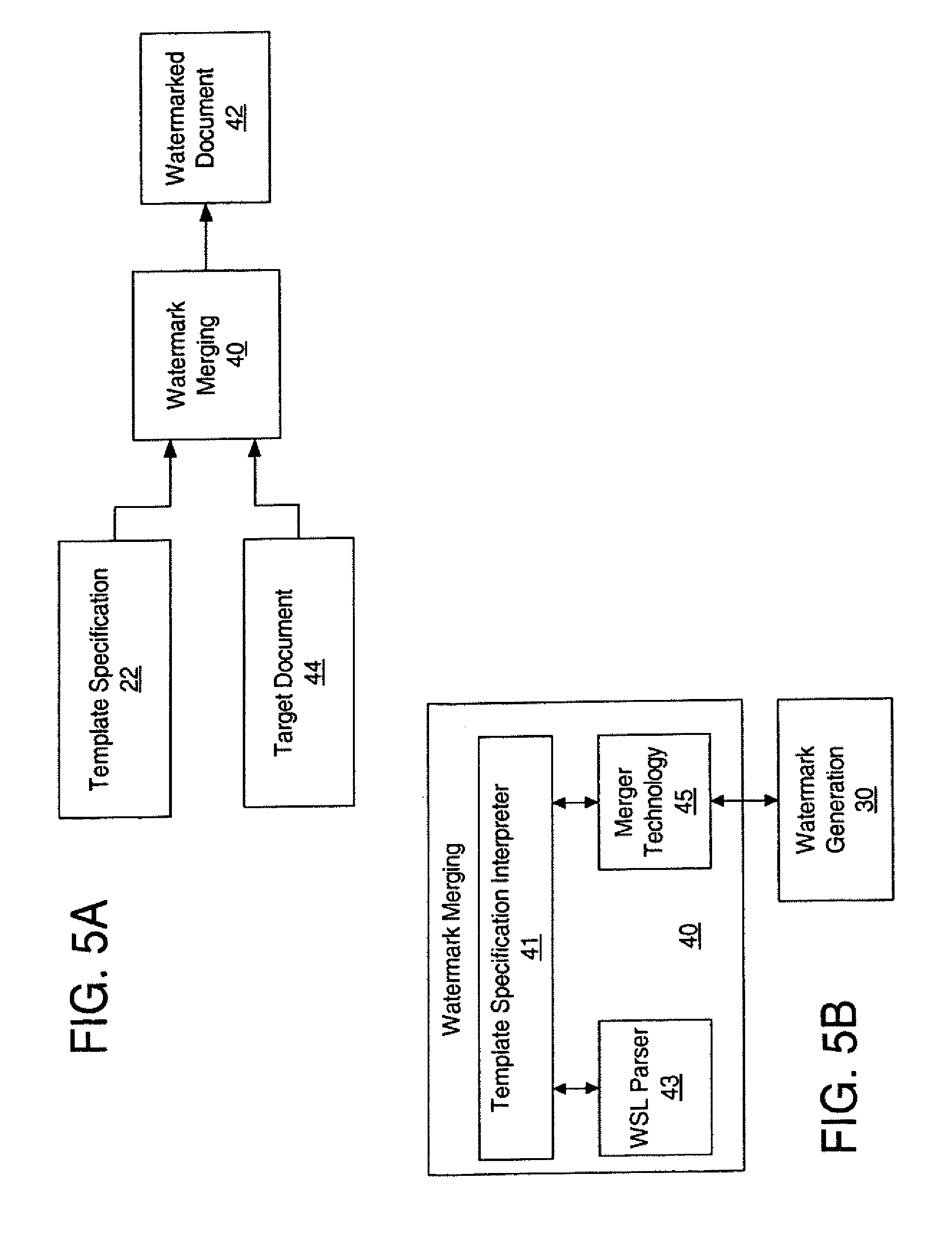patent specification template - patent us7907749 multi stage watermarking process and