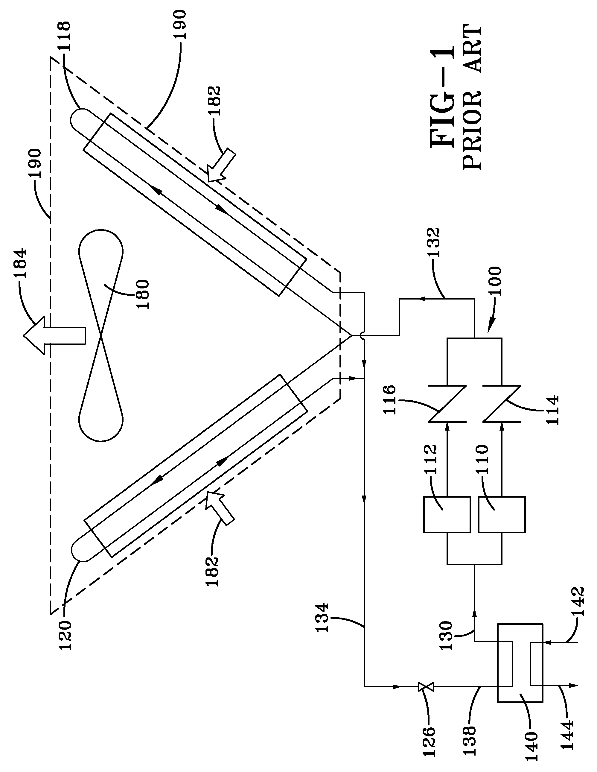 closed loop cooling system design