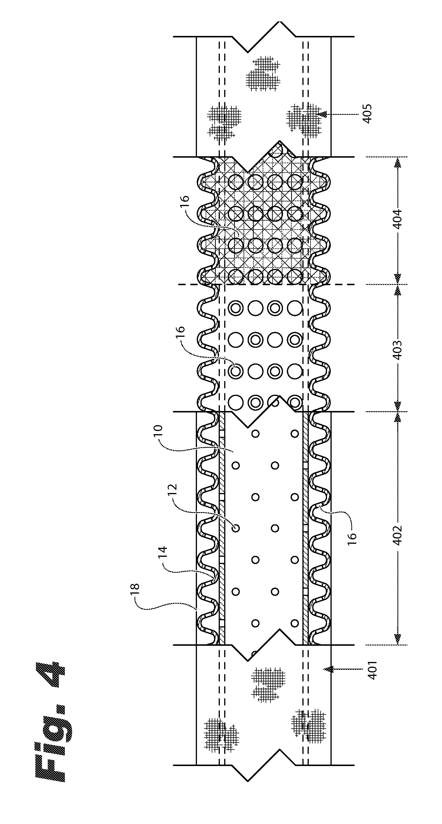 Patent us7909535 soil drainage system google patenten for Soil drainage system