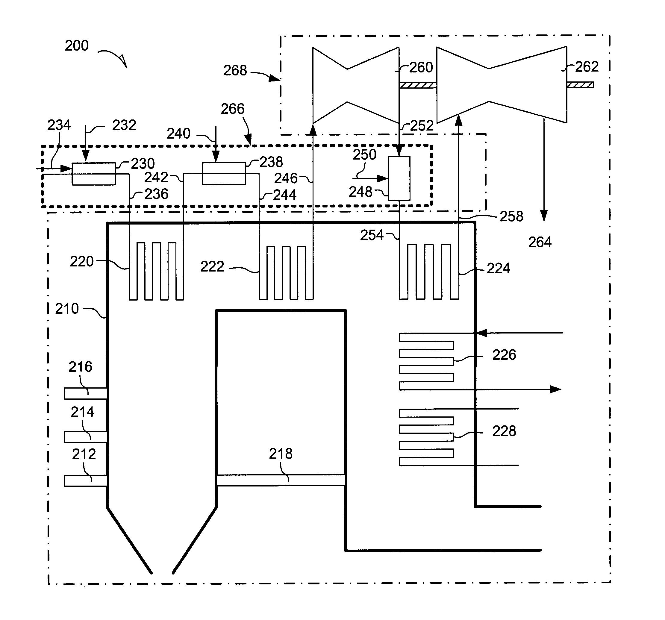 patent us7922155 - steam-generator temperature control and optimization
