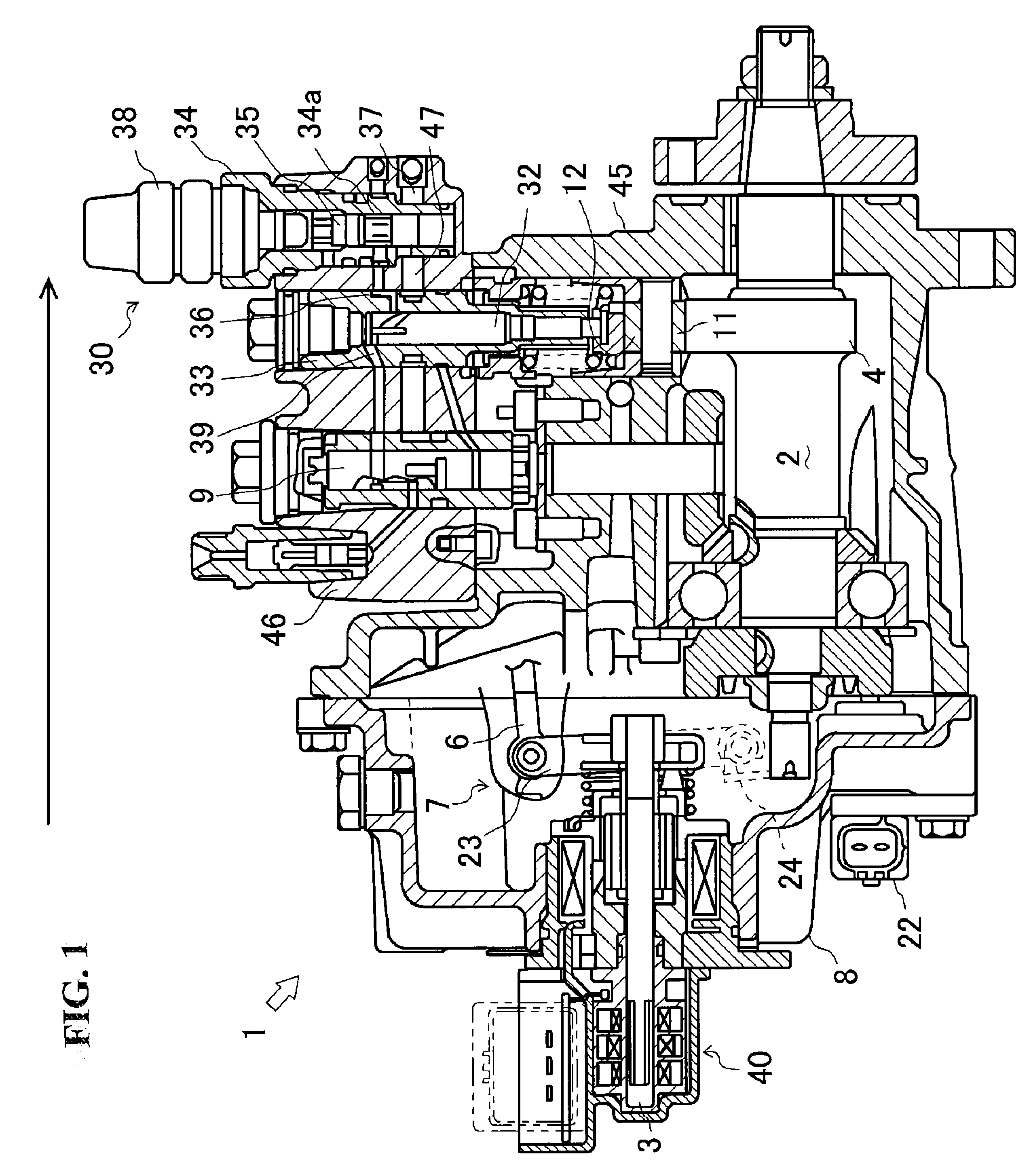 patent us7926468 - cold start device for fuel injection pump