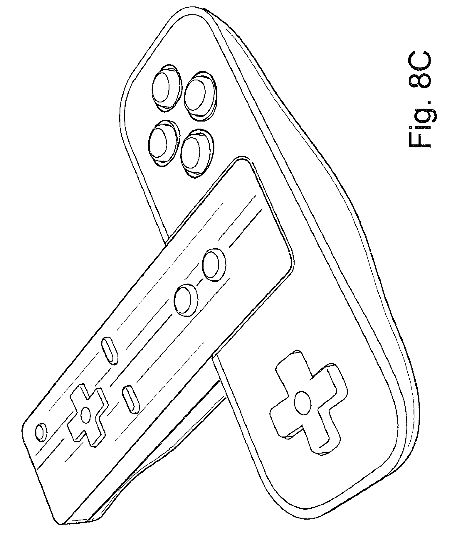patent us7927216 - video game system with wireless modular handheld controller