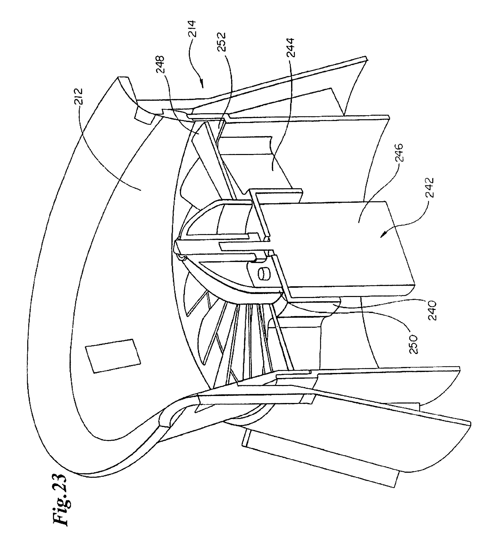 Patent Us7931239 - Homeostatic Flying Hovercraft