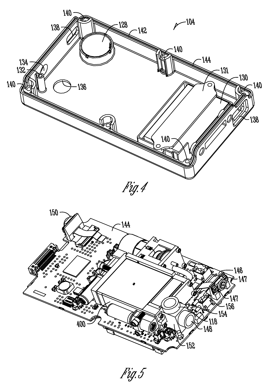 patent us7934577