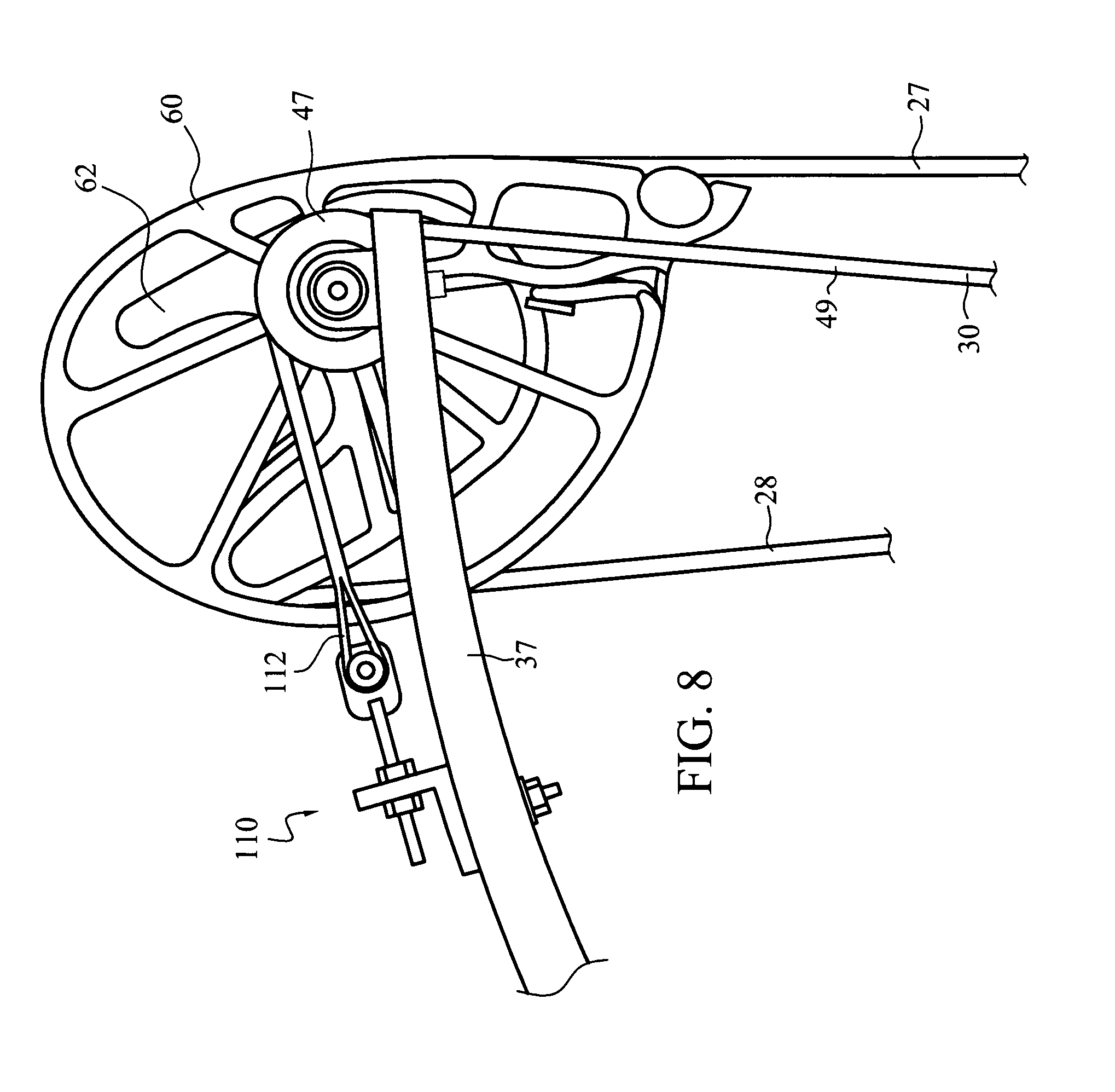 pulley assembly drawing